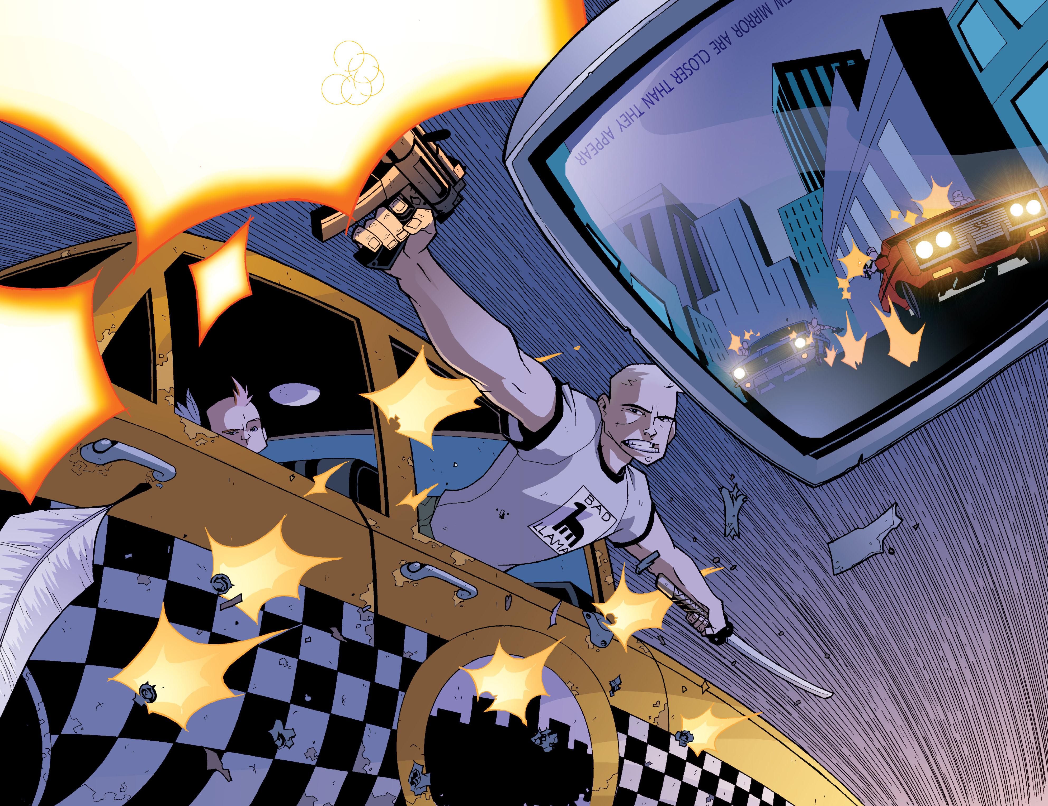 Read online Killer Of Demons comic -  Issue #2 - 4