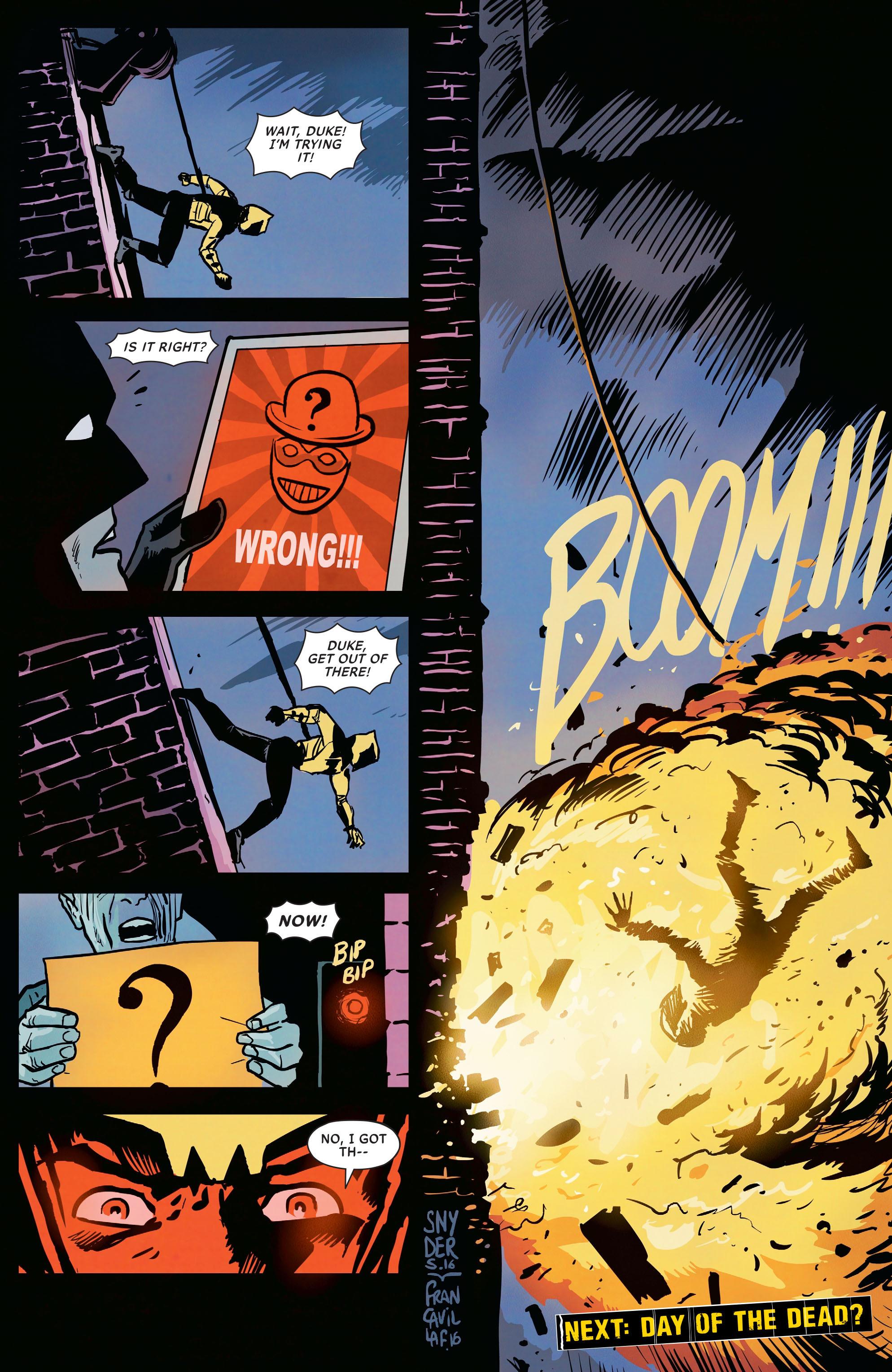 Read online All-Star Batman comic -  Issue #6 - 32