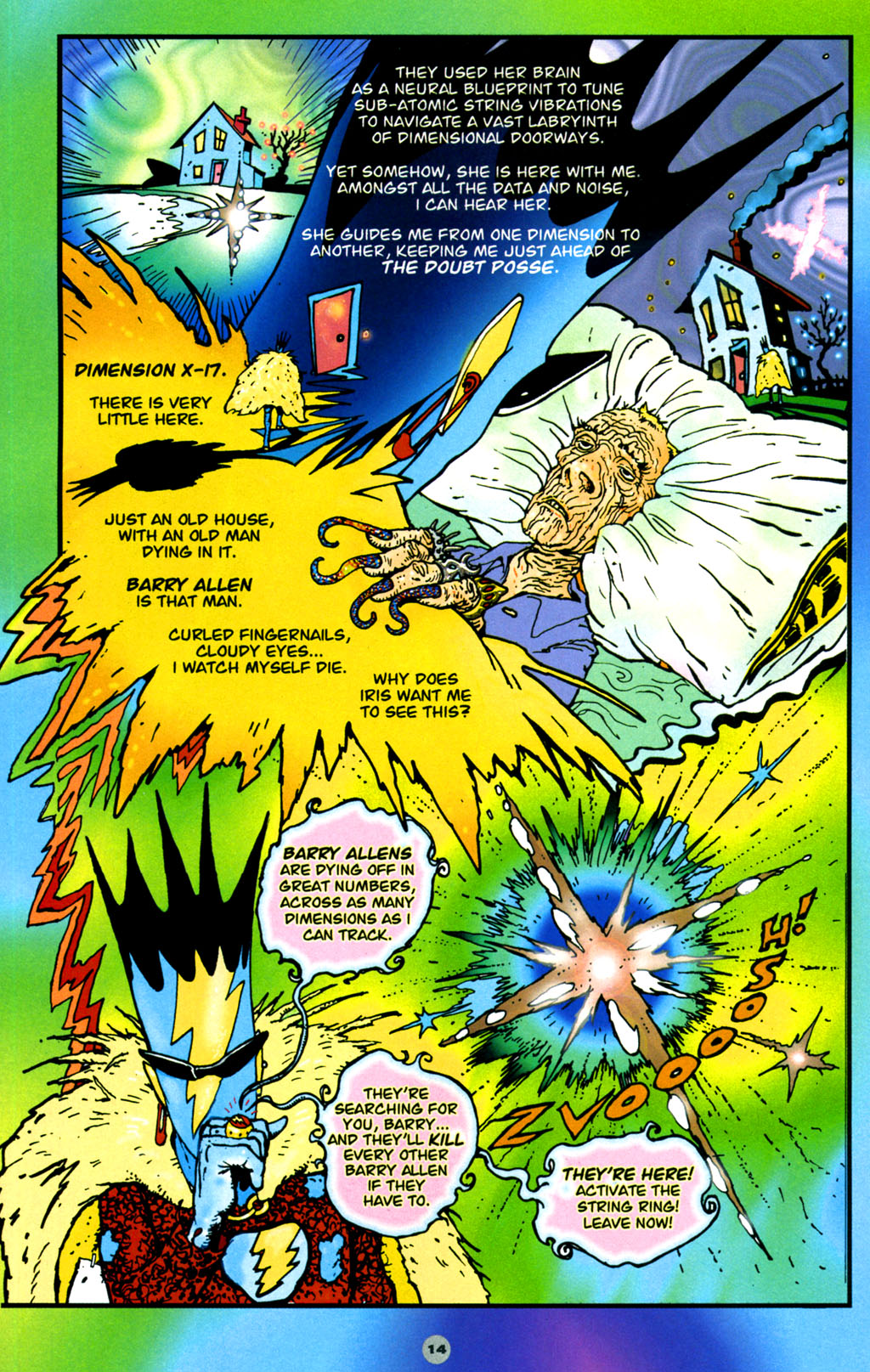Read online Solo (2004) comic -  Issue #12 - 16