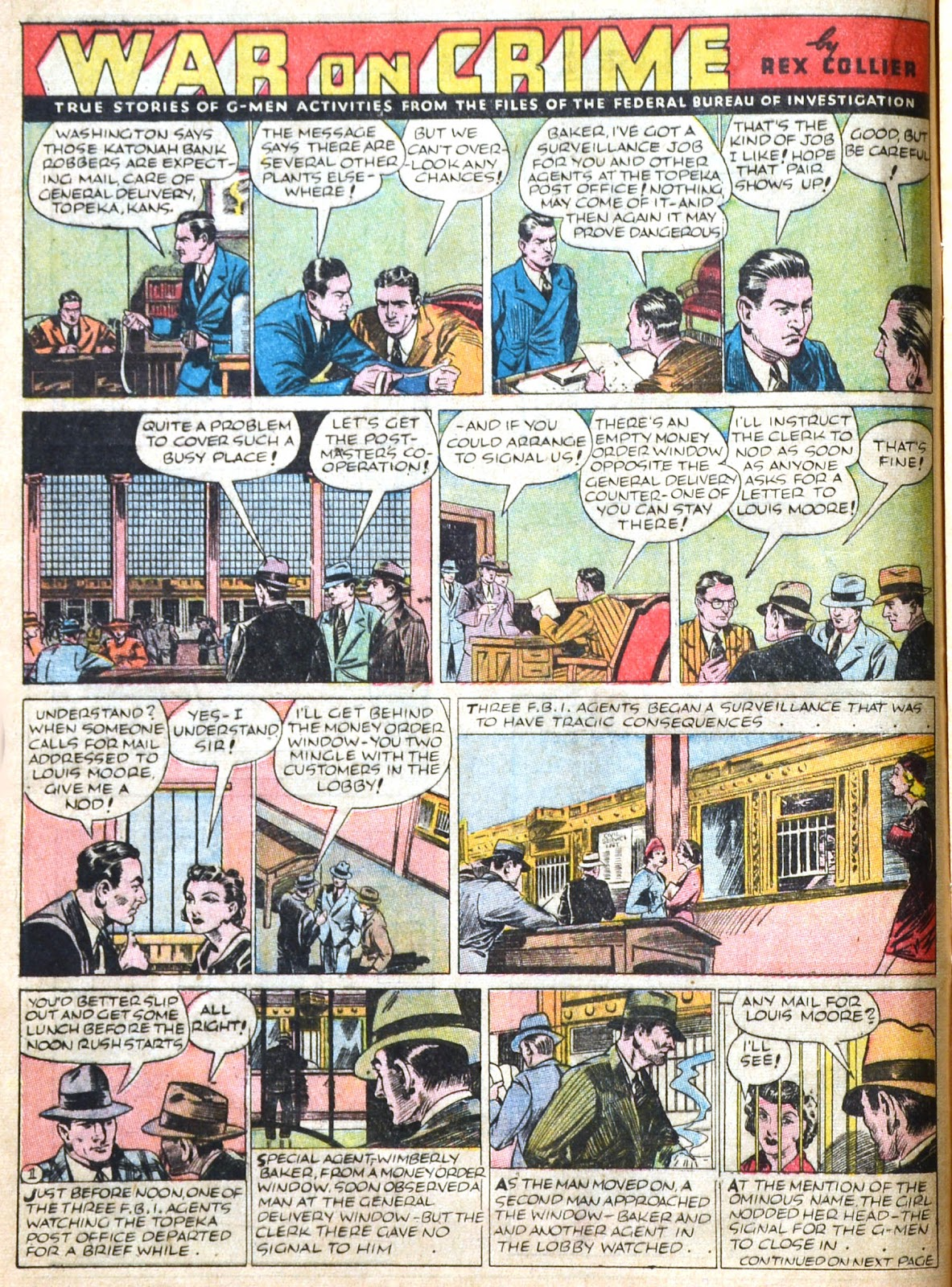 Read online Famous Funnies comic -  Issue #51 - 22