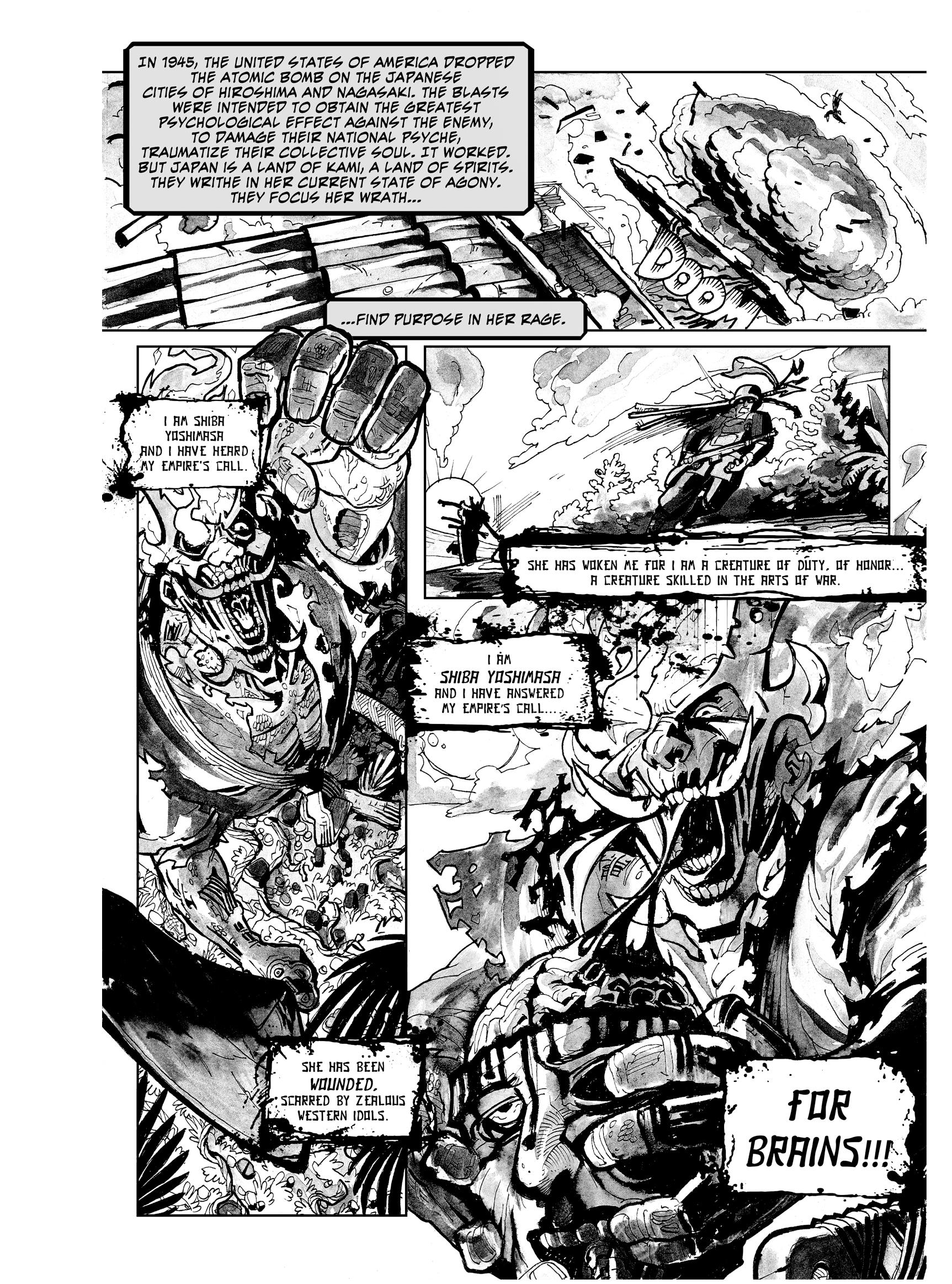 Read online FUBAR comic -  Issue #2 - 162