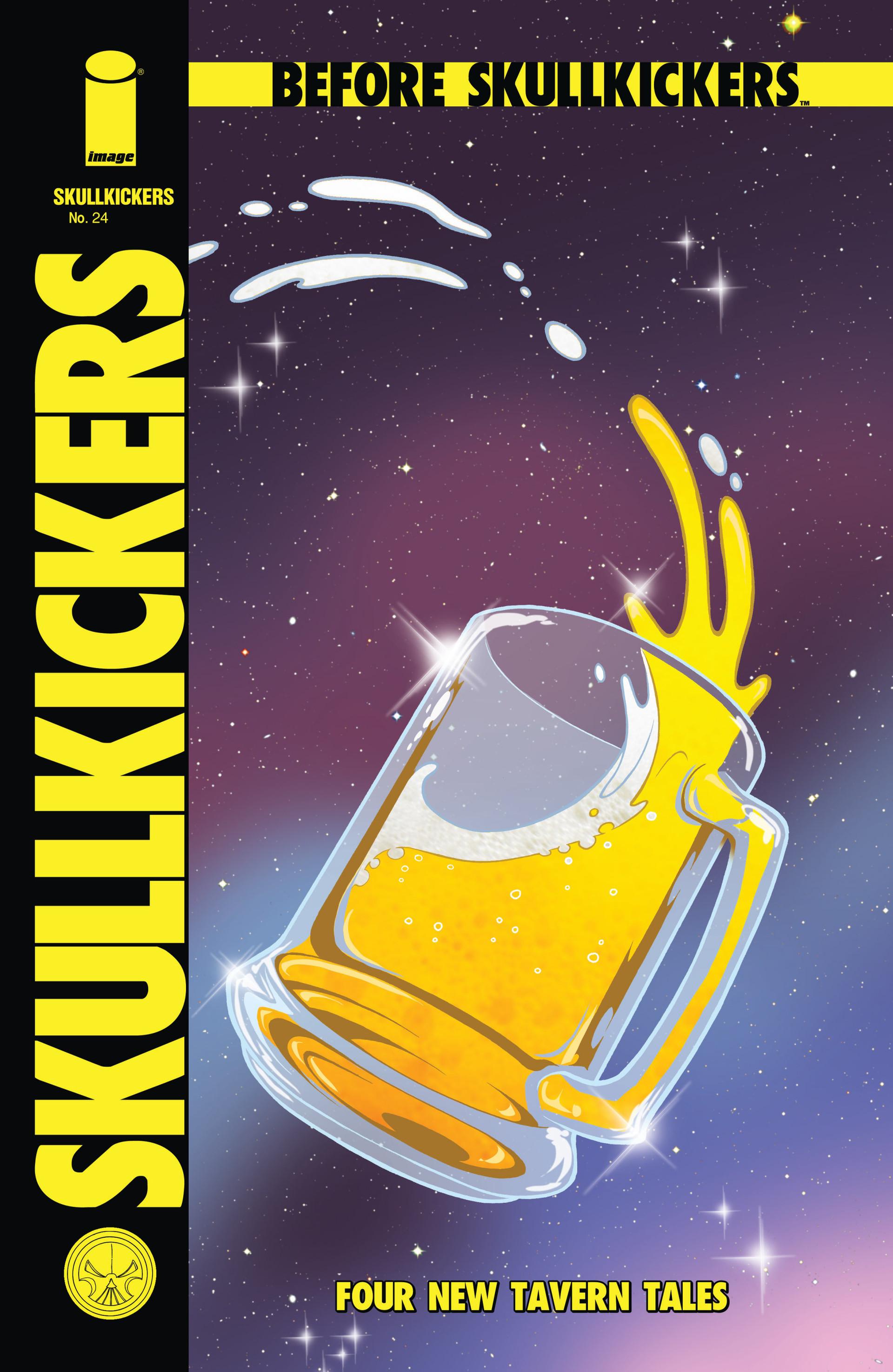 Read online Skullkickers comic -  Issue #24 - 1