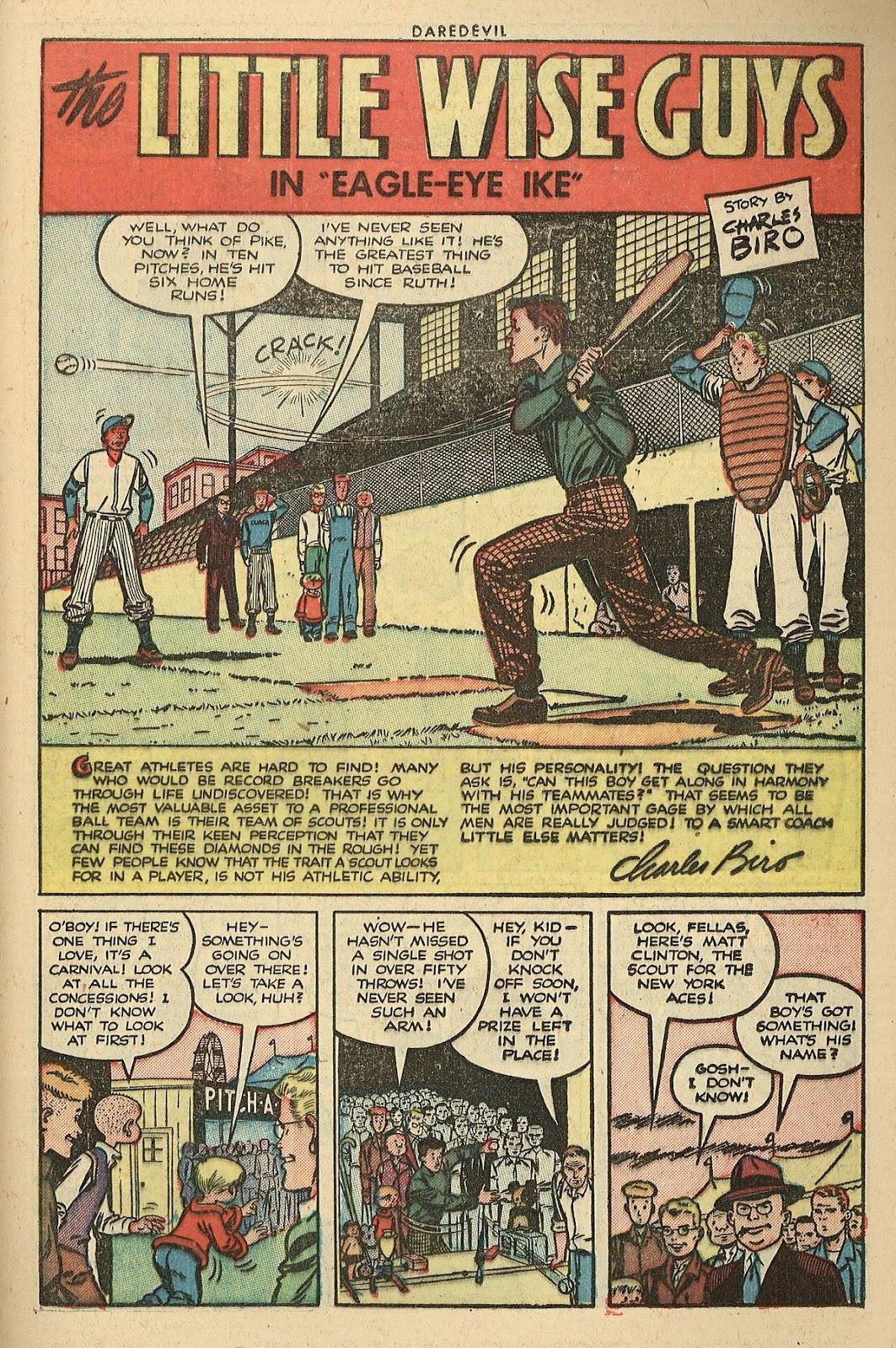 Daredevil (1941) issue 101 - Page 25