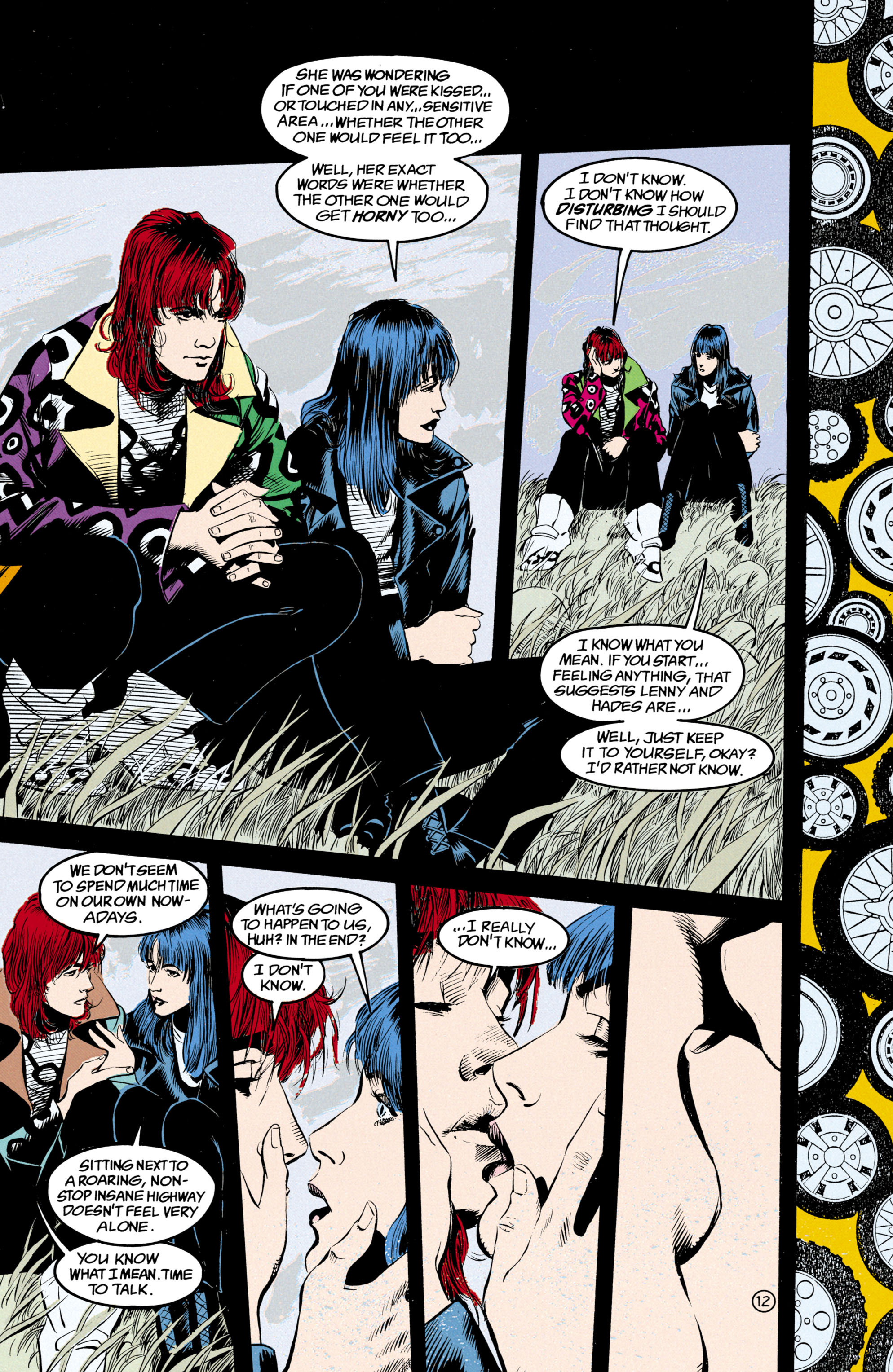 Read online Shade, the Changing Man comic -  Issue #24 - 13