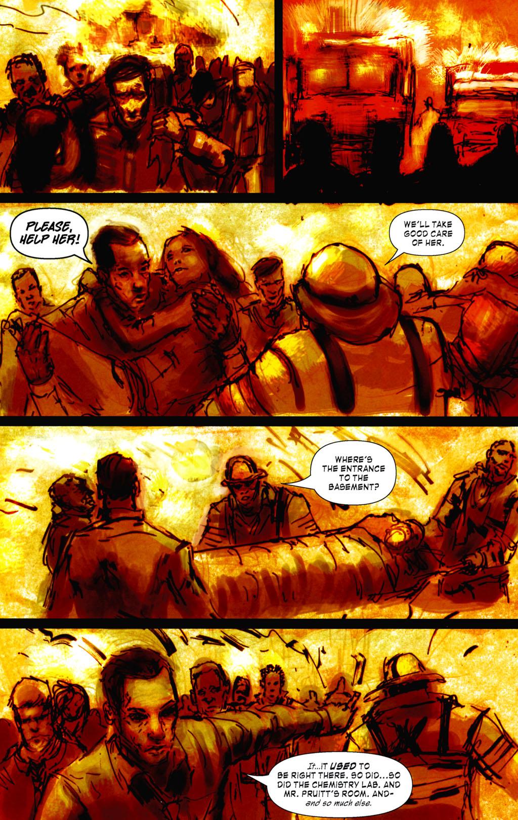 Read online ShadowHawk (2005) comic -  Issue #8 - 5