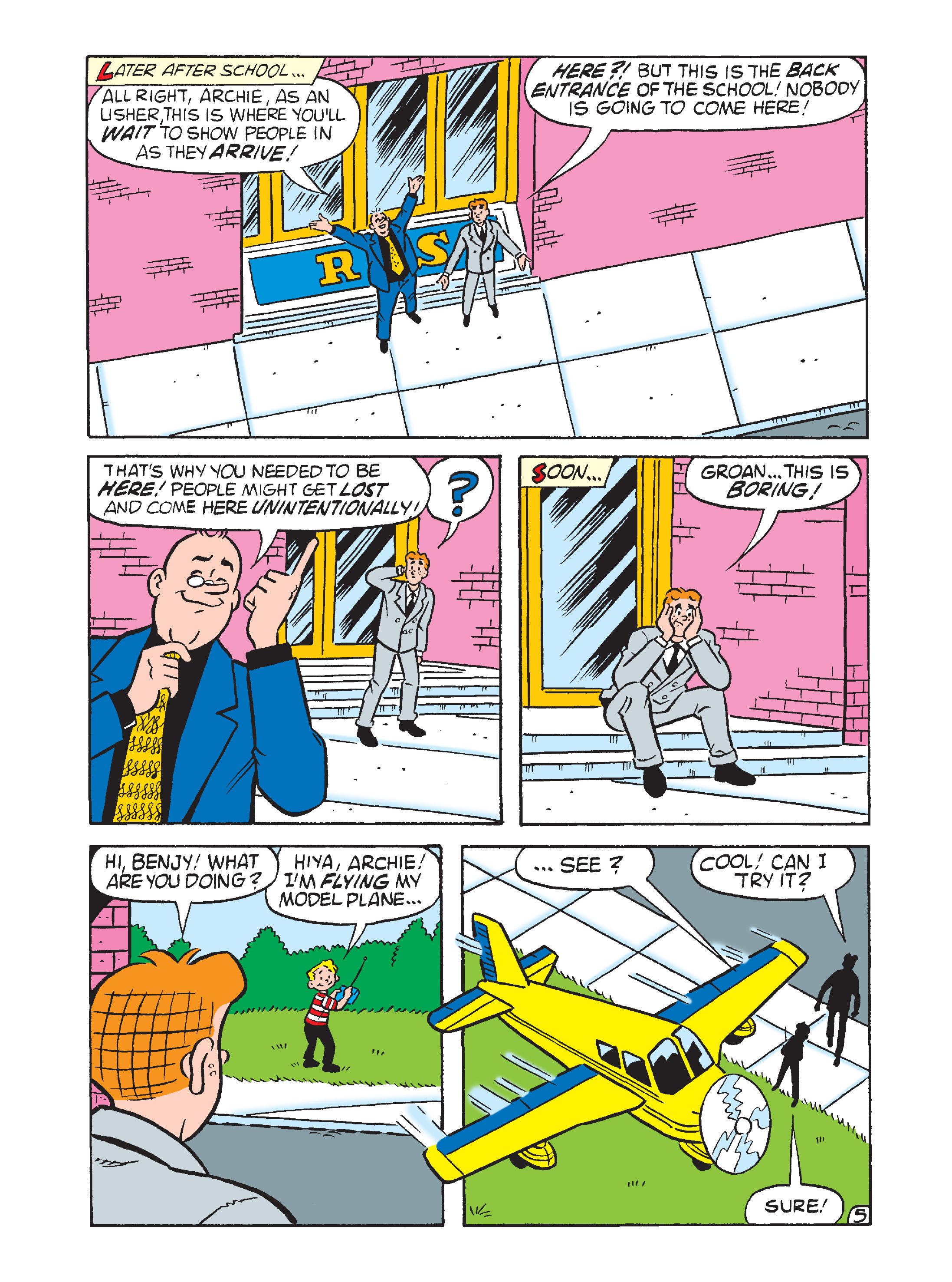 Read online Archie 1000 Page Comics Bonanza comic -  Issue #1 (Part 2) - 68
