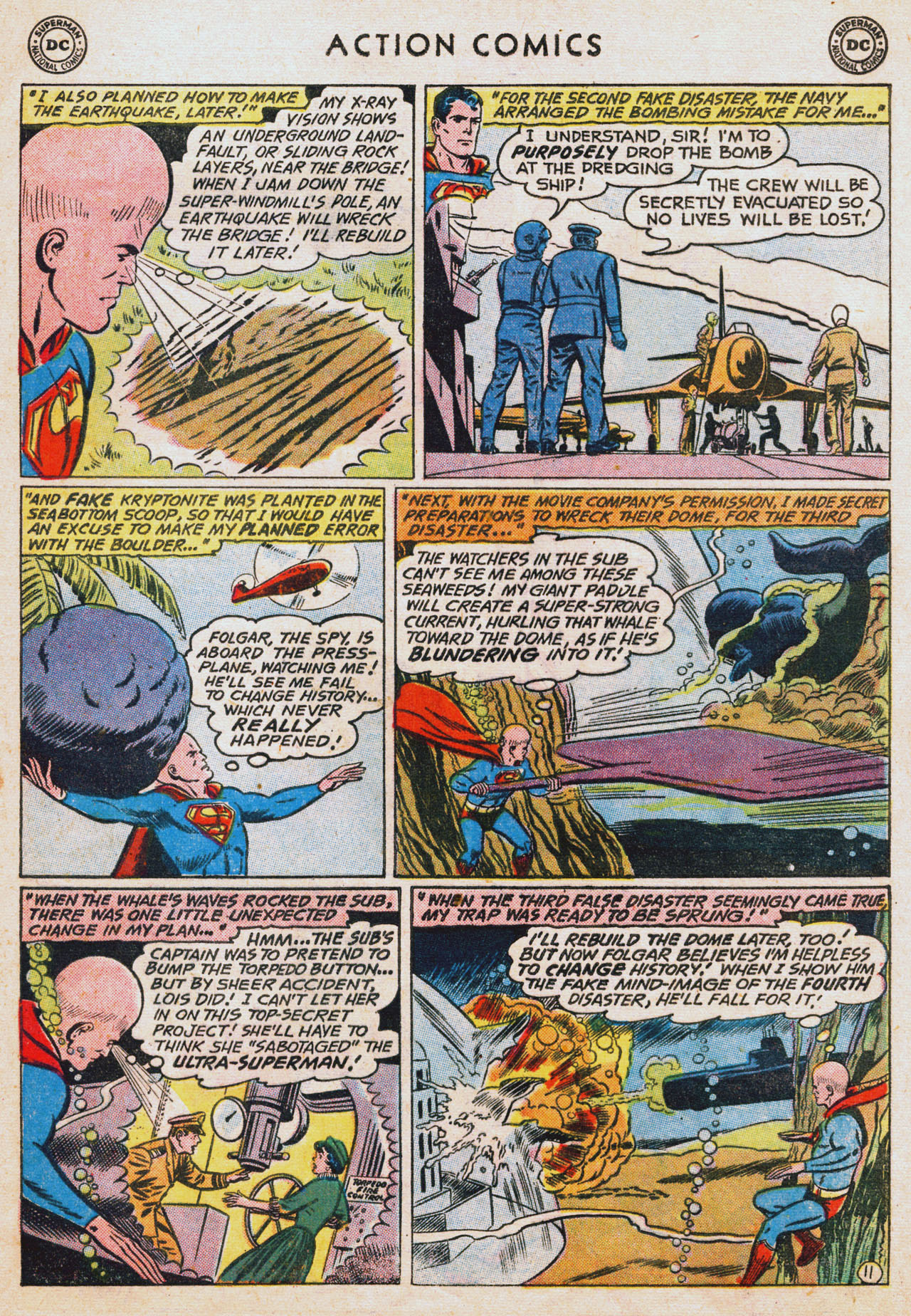 Action Comics (1938) 256 Page 12