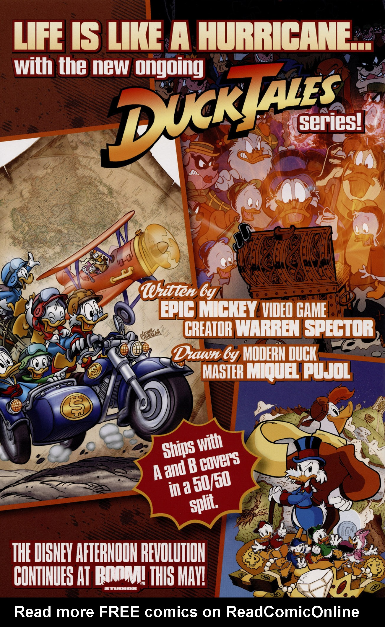 Read online Mickey Mouse (2011) comic -  Issue #306 - 28