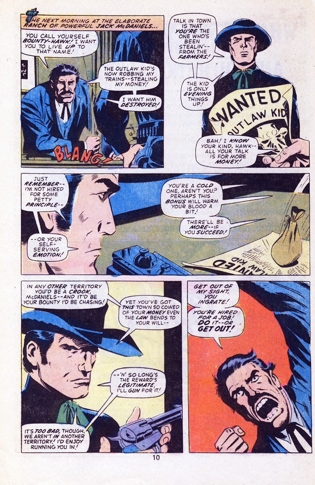 The Outlaw Kid (1970) issue 29 - Page 12