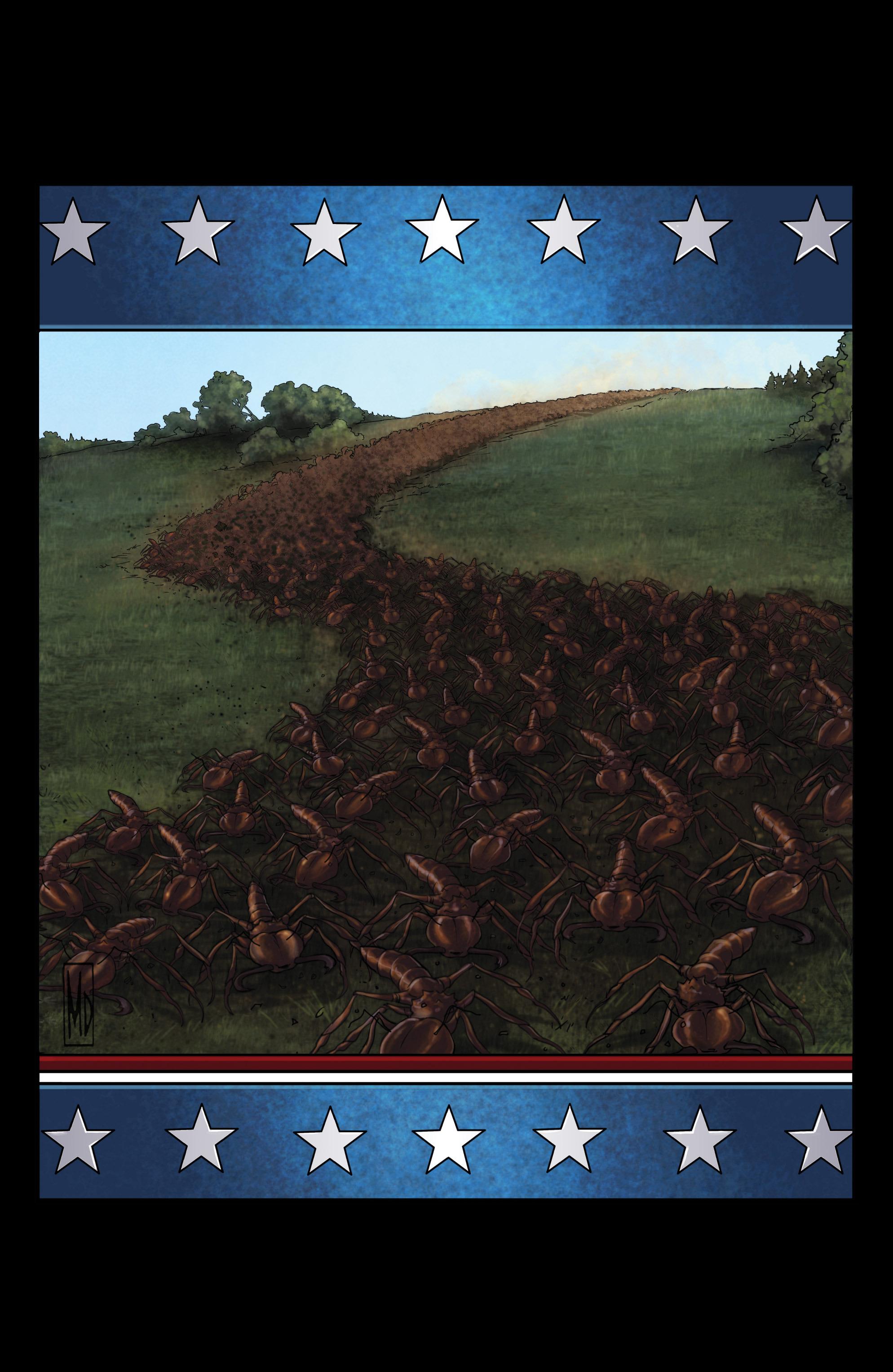 Read online Alan Moore's Cinema Purgatorio comic -  Issue #7 - 2