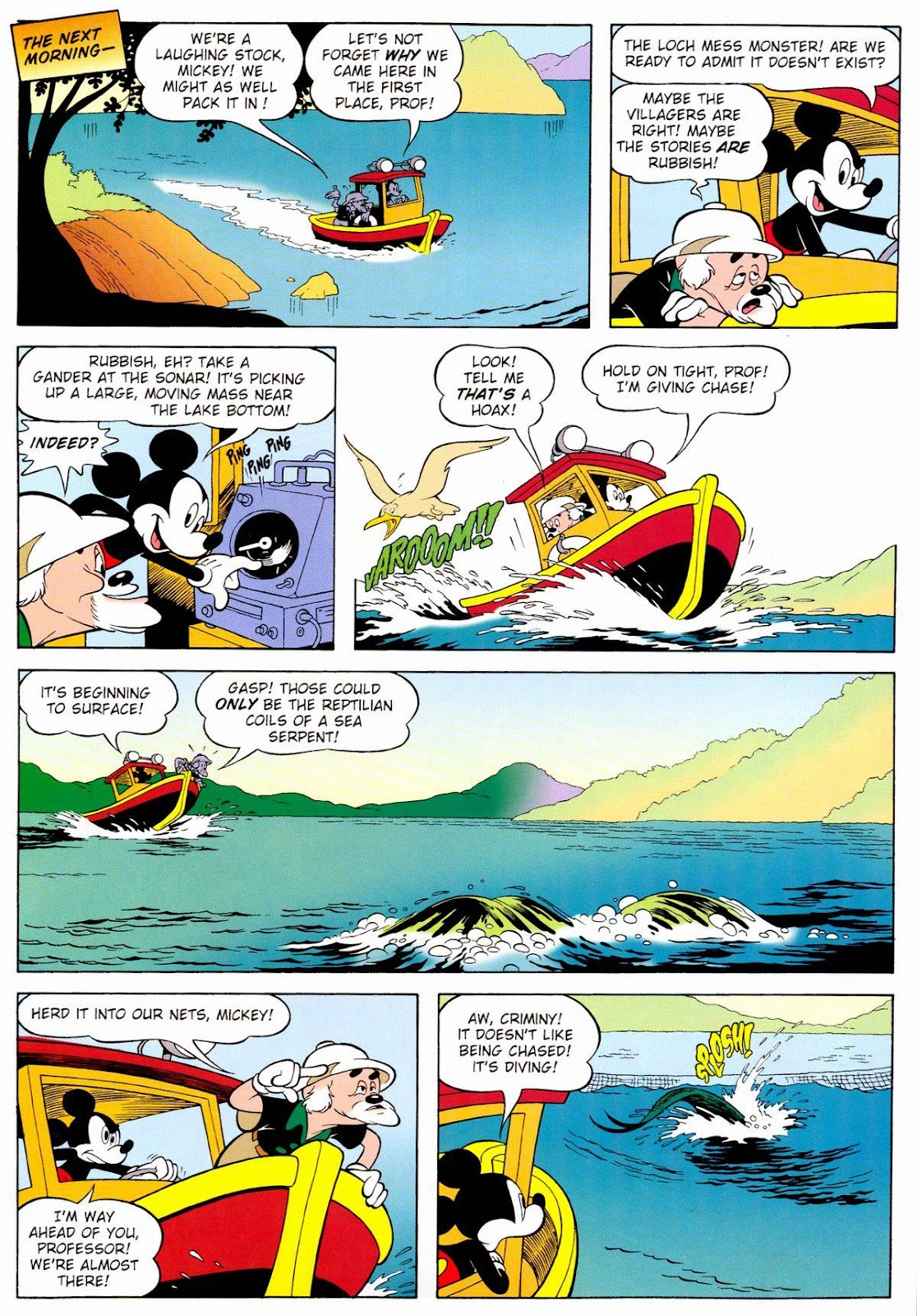Walt Disney's Comics and Stories issue 640 - Page 27