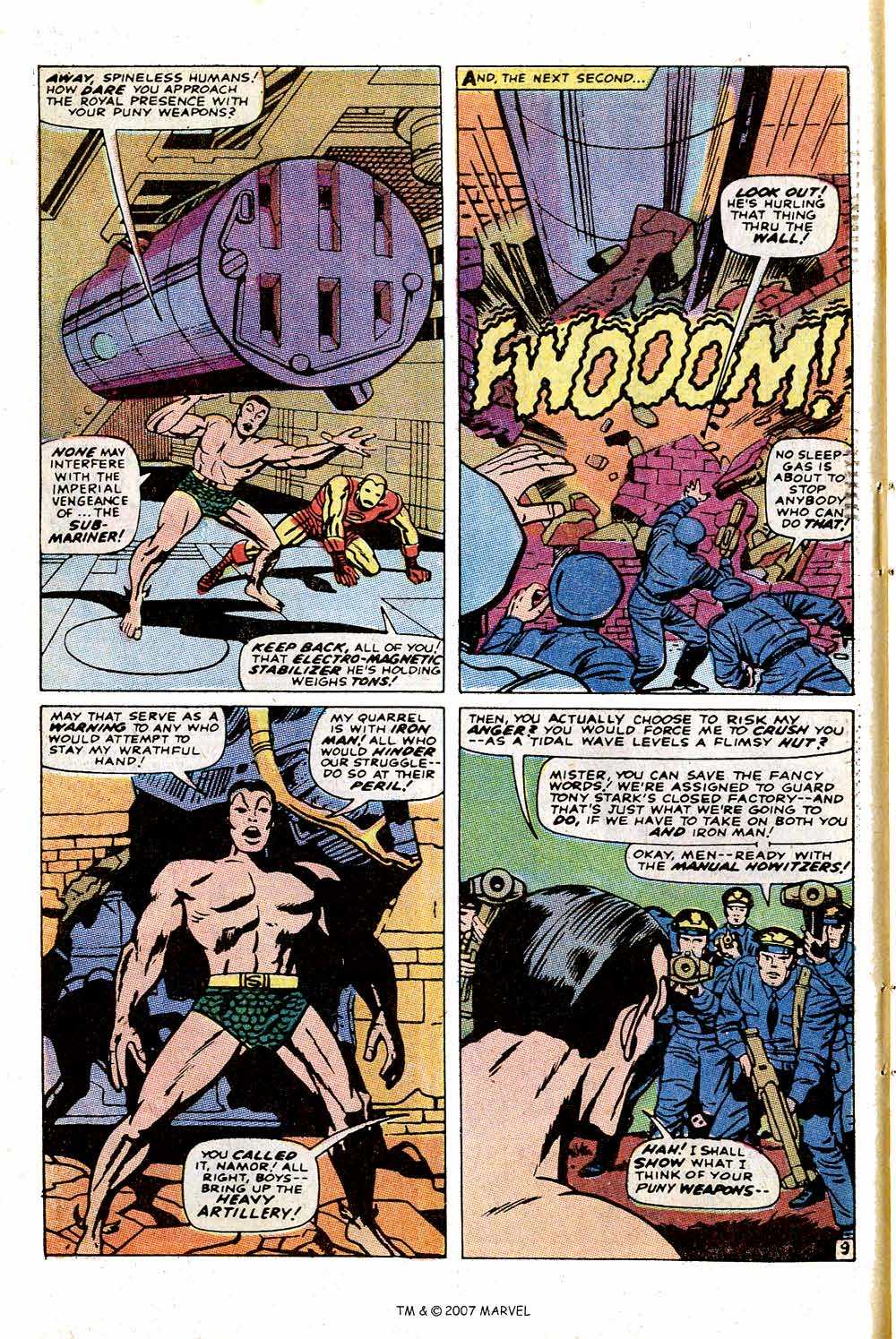 Iron Man Annual issue 1 - Page 62