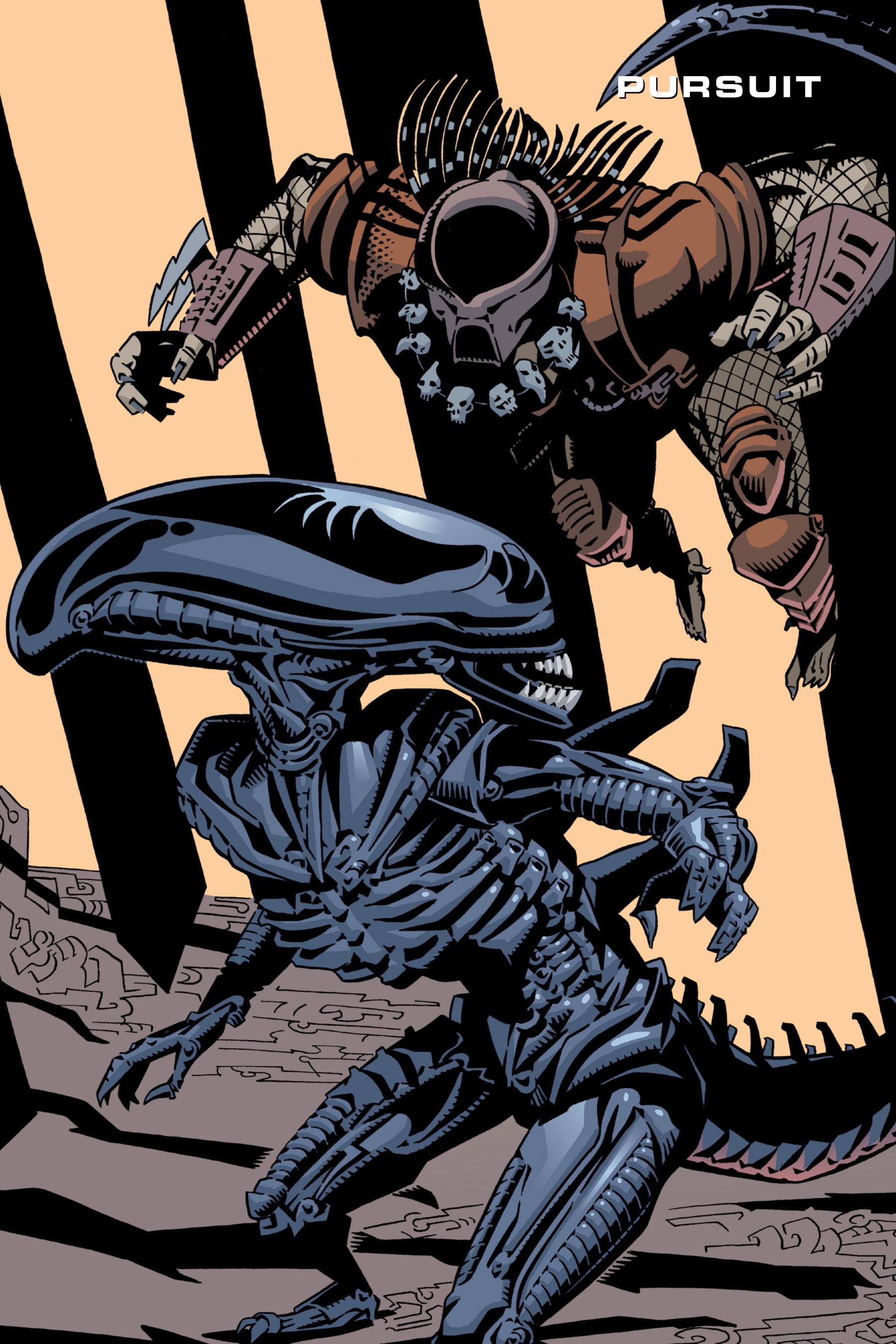 Read online Aliens vs. Predator Omnibus comic -  Issue # _TPB 2 Part 4 - 6