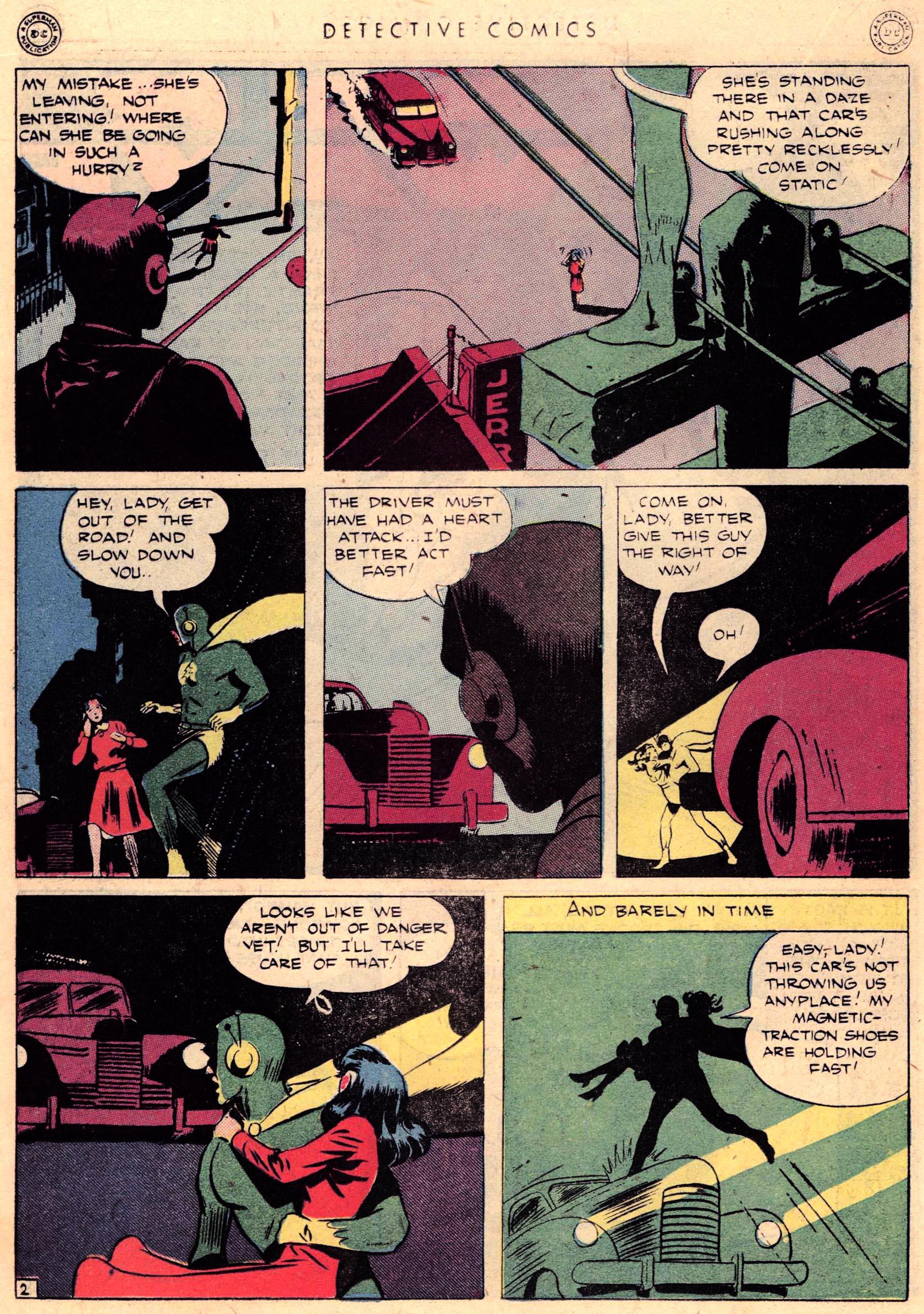 Read online Detective Comics (1937) comic -  Issue #95 - 32