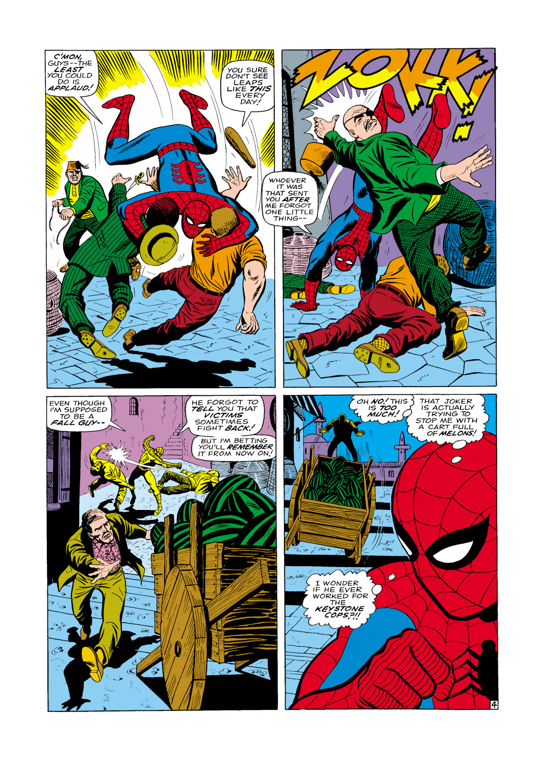 The Amazing Spider-Man (1963) _Annual_5 Page 4