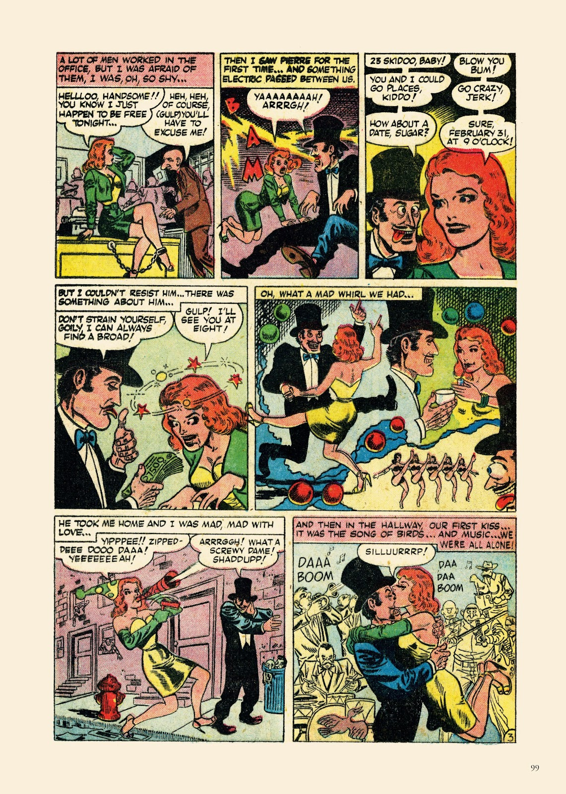 Read online Sincerest Form of Parody: The Best 1950s MAD-Inspired Satirical Comics comic -  Issue # TPB (Part 1) - 100
