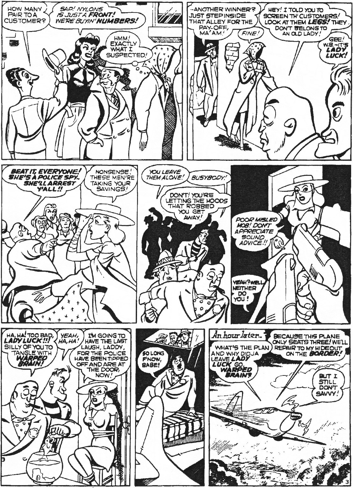 Read online Men of Mystery Comics comic -  Issue #84 - 143