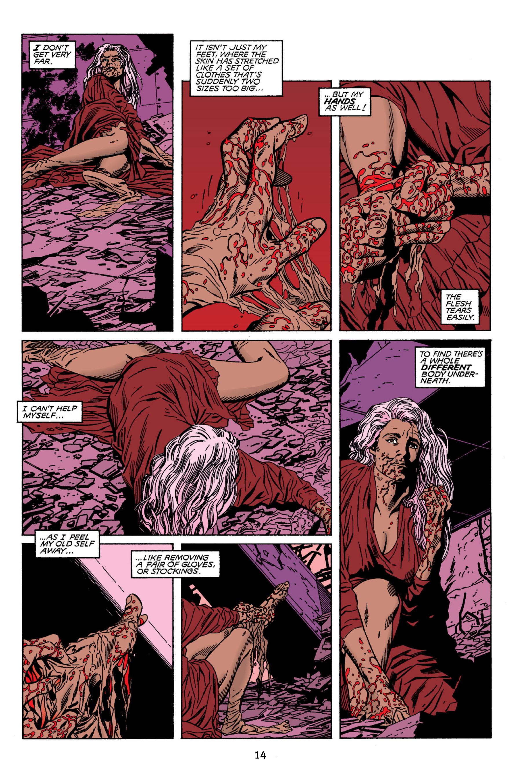 Read online Aliens vs. Predator Omnibus comic -  Issue # _TPB 2 Part 1 - 14