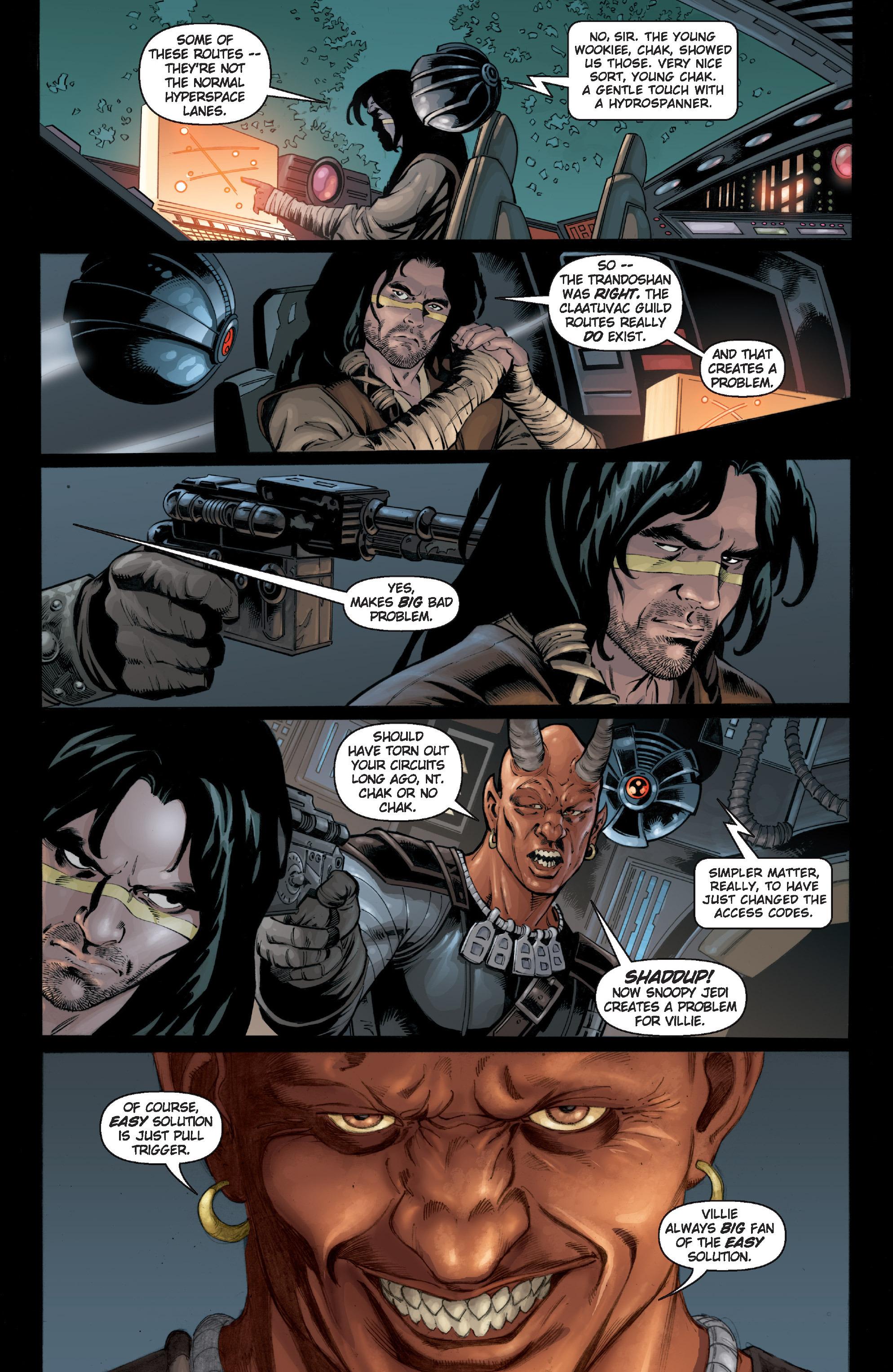 Read online Star Wars Omnibus comic -  Issue # Vol. 26 - 379