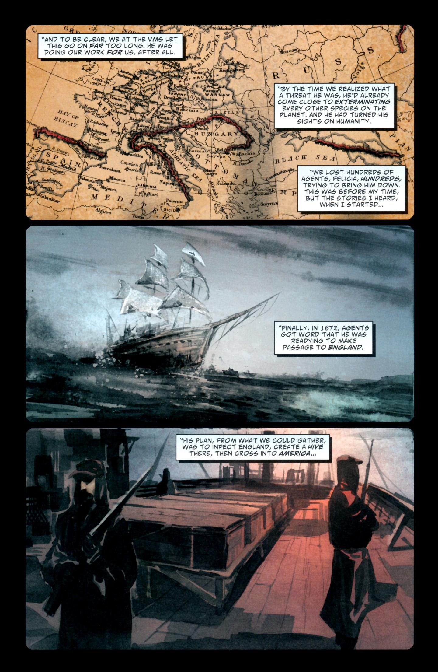 Read online American Vampire: Lord of Nightmares comic -  Issue #2 - 6