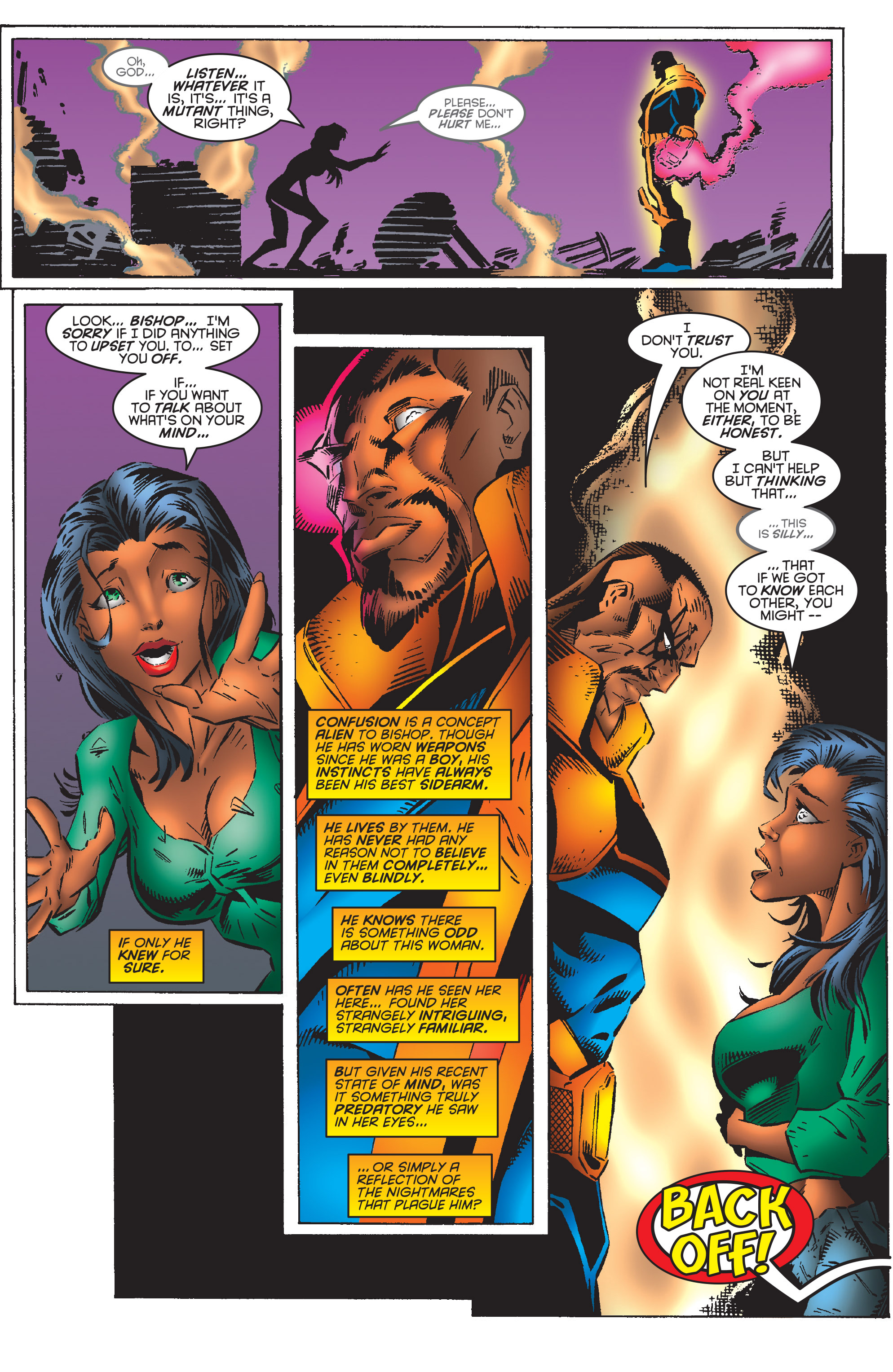 X-Men (1991) 49 Page 5