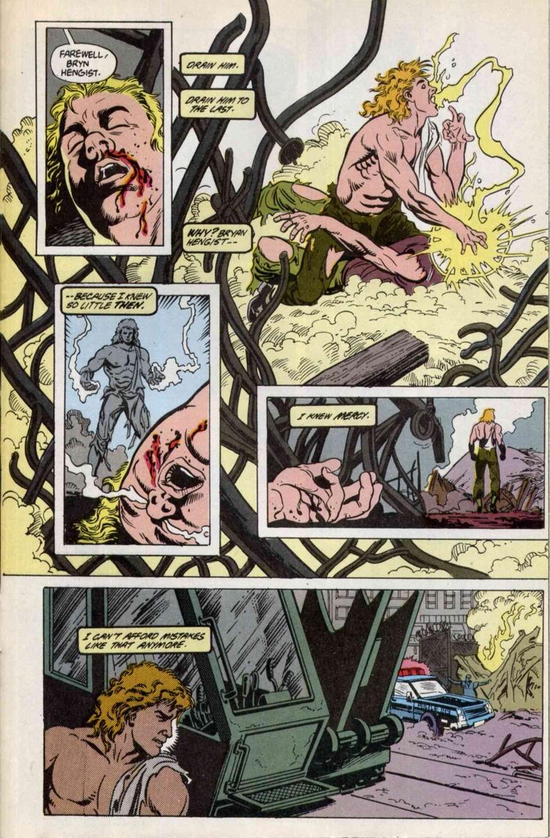 Read online Doctor Zero comic -  Issue #8 - 29