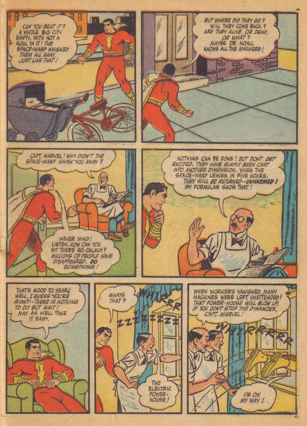 Captain Marvel Adventures issue 64 - Page 33