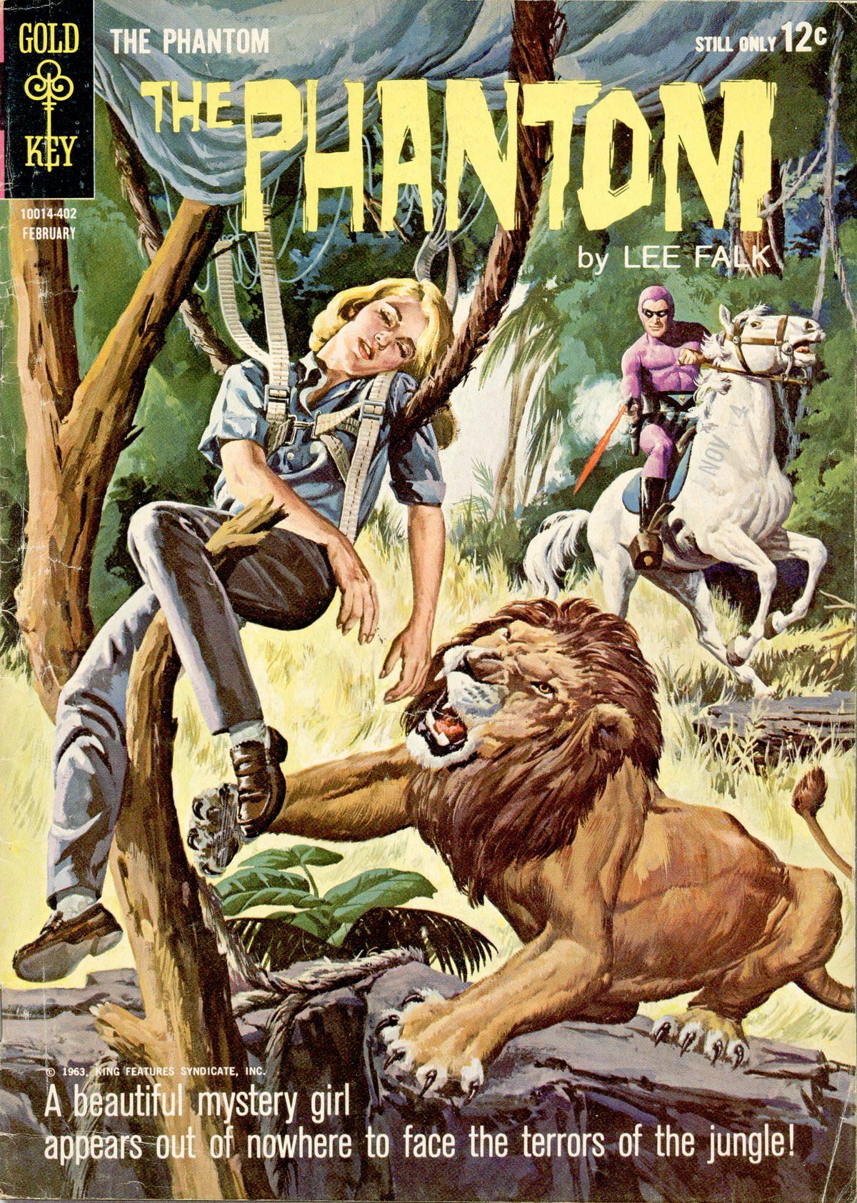 The Phantom (1962) 6 Page 1