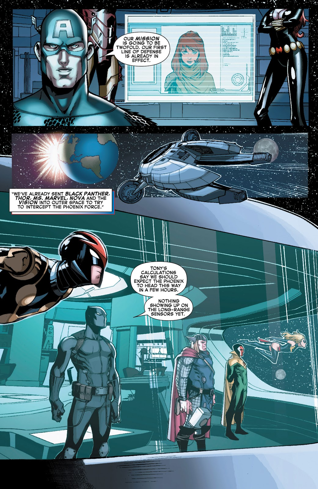 Read online What If? AvX comic -  Issue #1 - 6