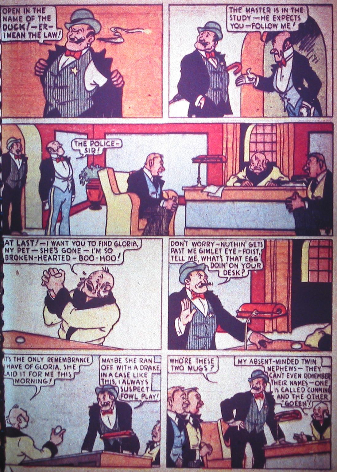 Detective Comics (1937) 2 Page 22