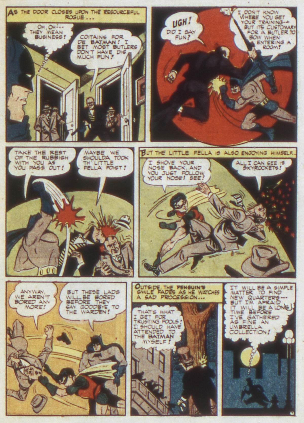 Read online Detective Comics (1937) comic -  Issue #87 - 9