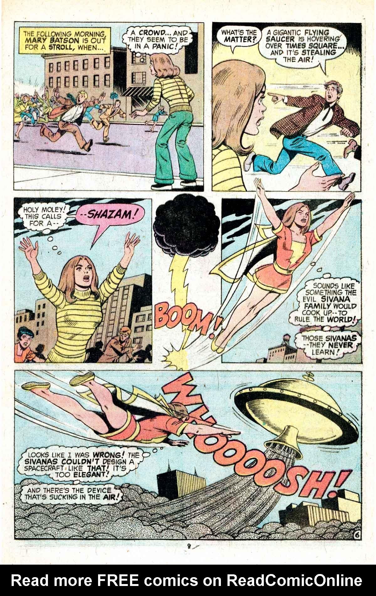 Read online Shazam! (1973) comic -  Issue #17 - 9