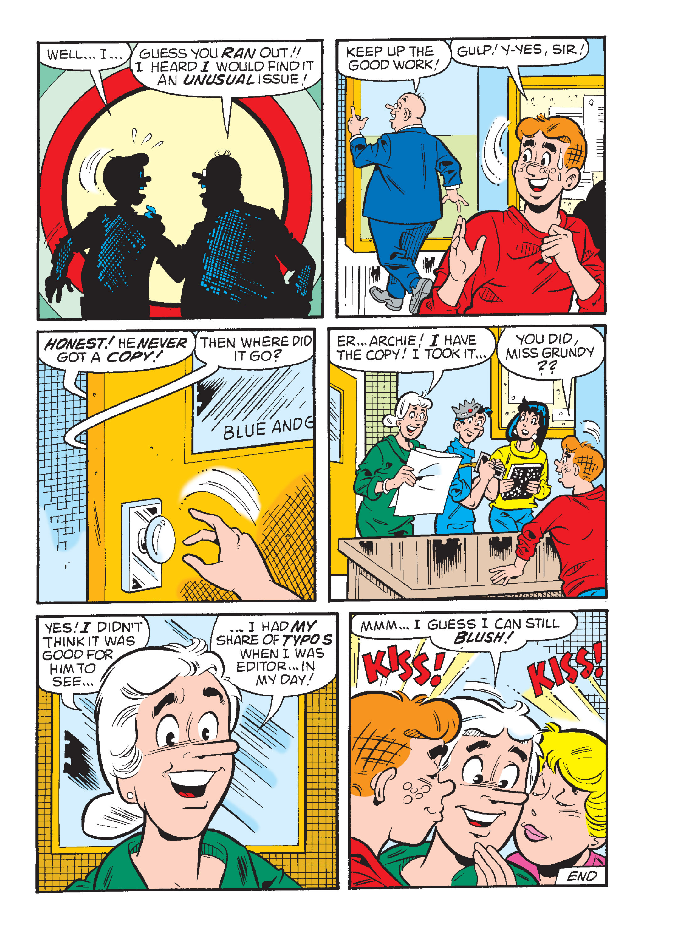 Read online Archie 1000 Page Comics Blowout! comic -  Issue # TPB (Part 2) - 121