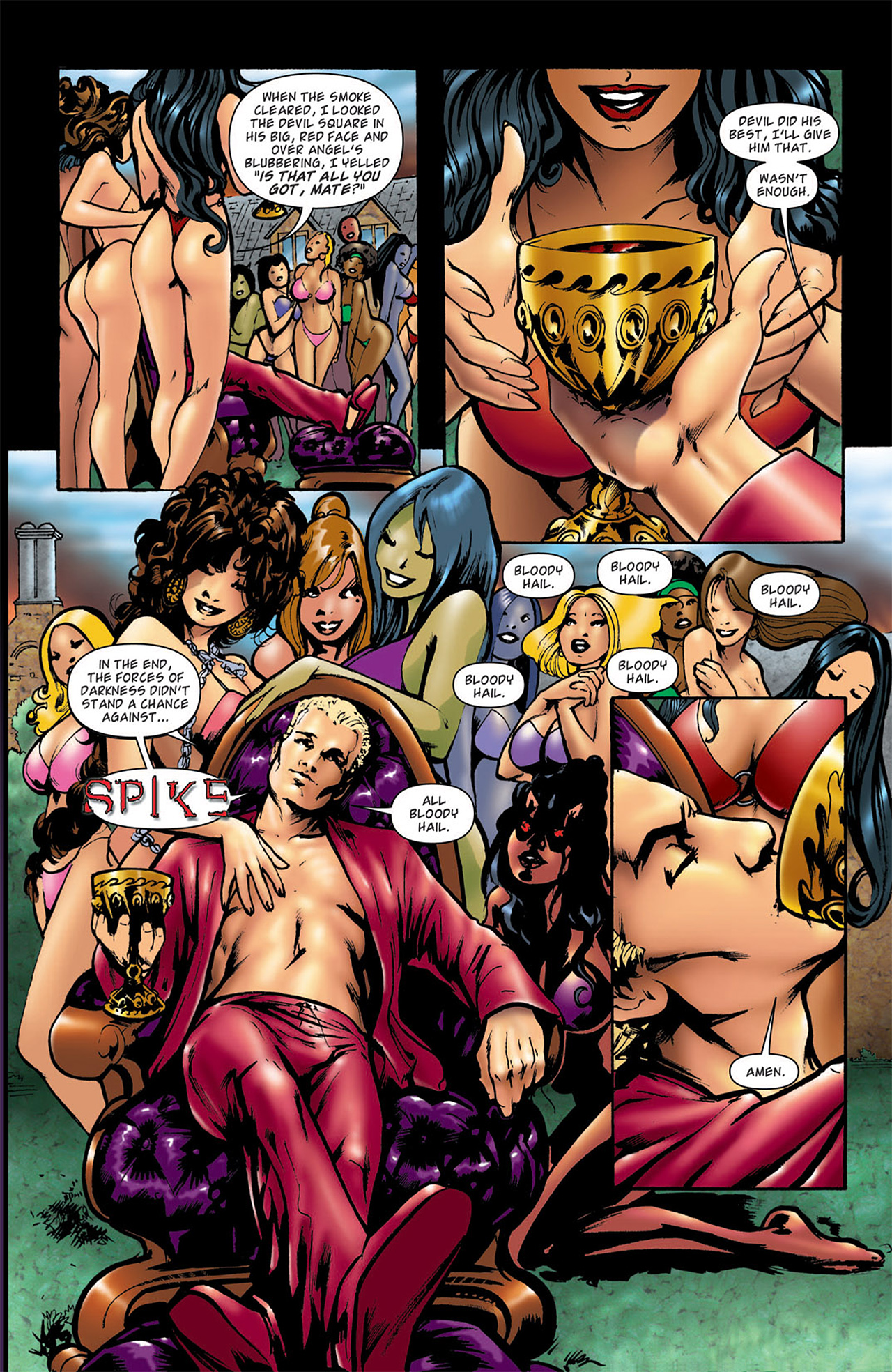 Read online Angel: After The Fall comic -  Issue #2 - 20