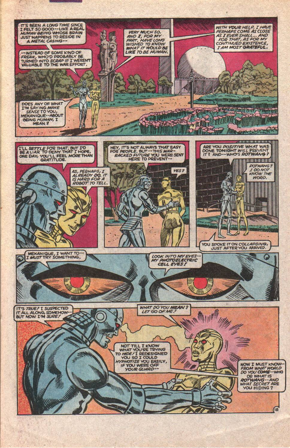 Read online All-Star Squadron comic -  Issue #60 - 26