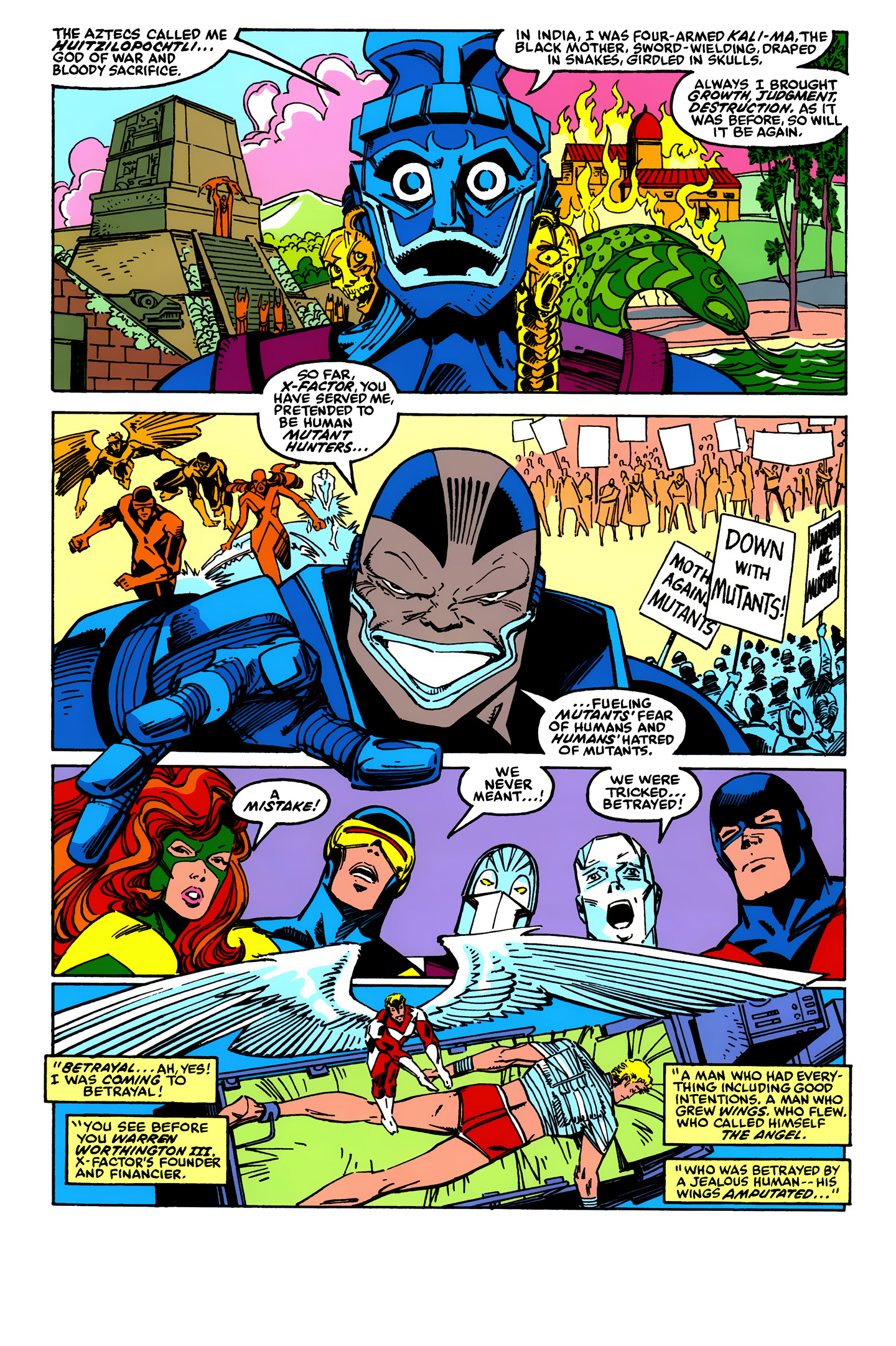 Read online X-Factor (1986) comic -  Issue #24 - 7