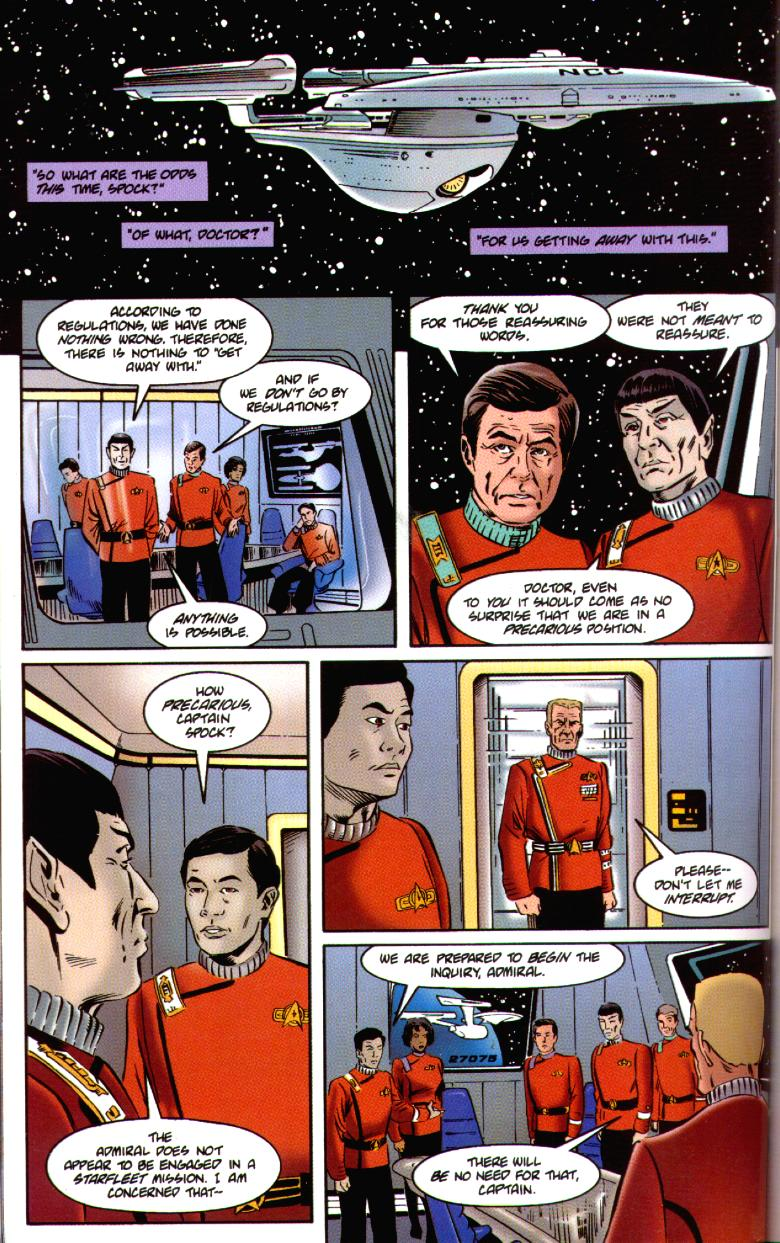 Read online Star Trek: The Ashes of Eden comic -  Issue # Full - 75
