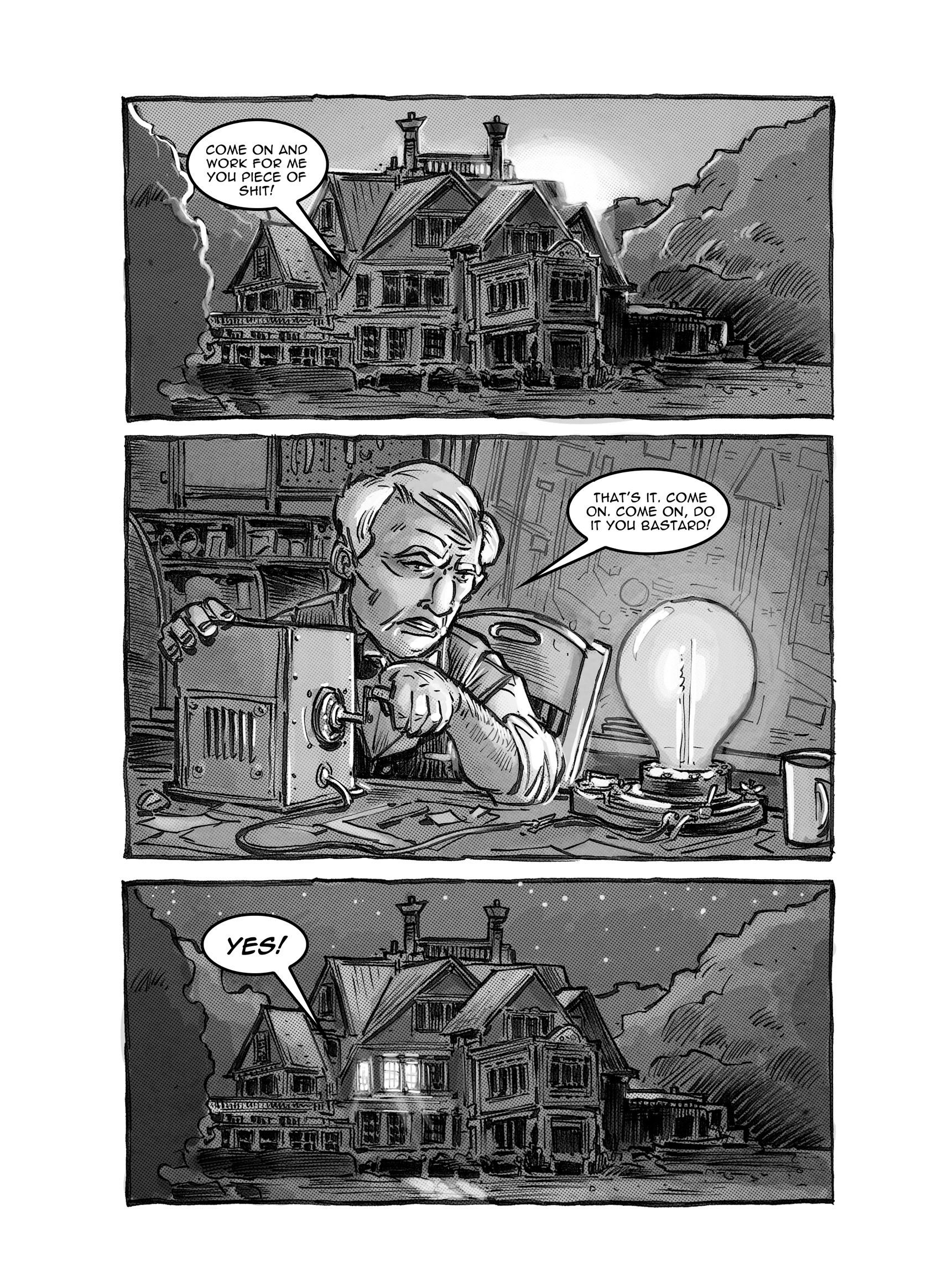 Read online FUBAR comic -  Issue #3 - 182