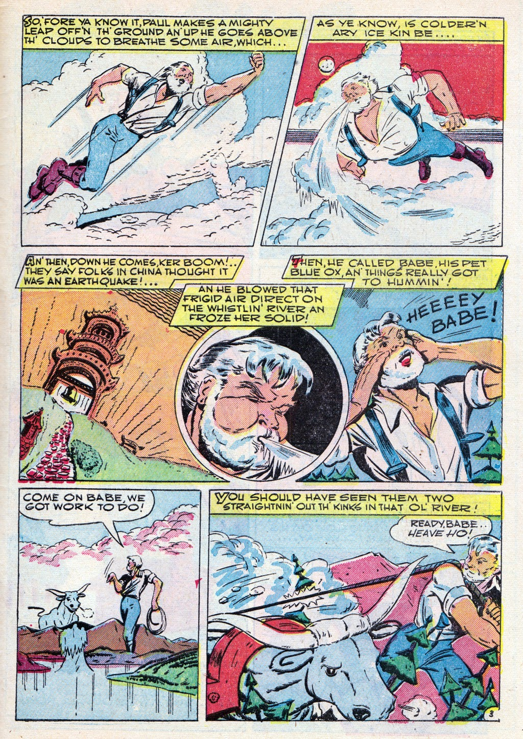 Cowboy Western Comics (1948) issue 18 - Page 33