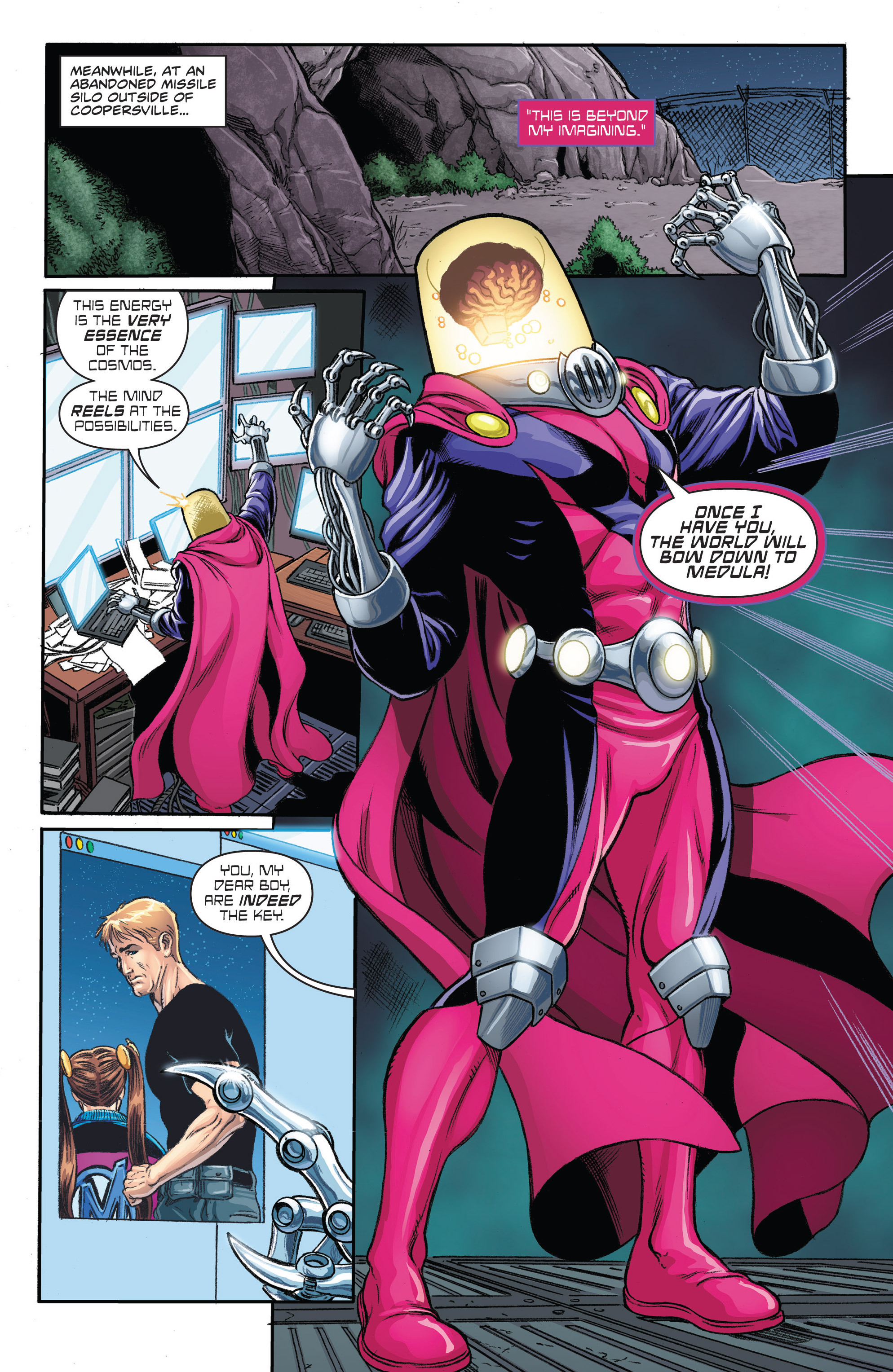 Read online Actionverse comic -  Issue #2 - 21