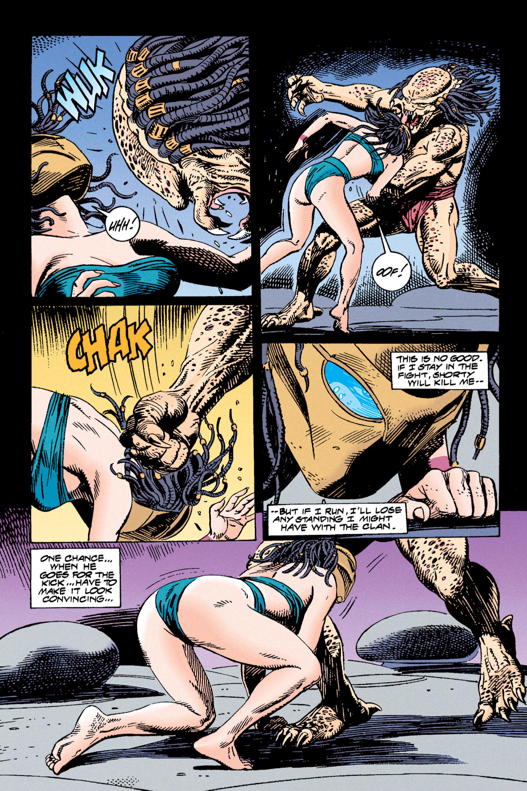 Read online Aliens vs. Predator Omnibus comic -  Issue # _TPB 1 Part 3 - 60