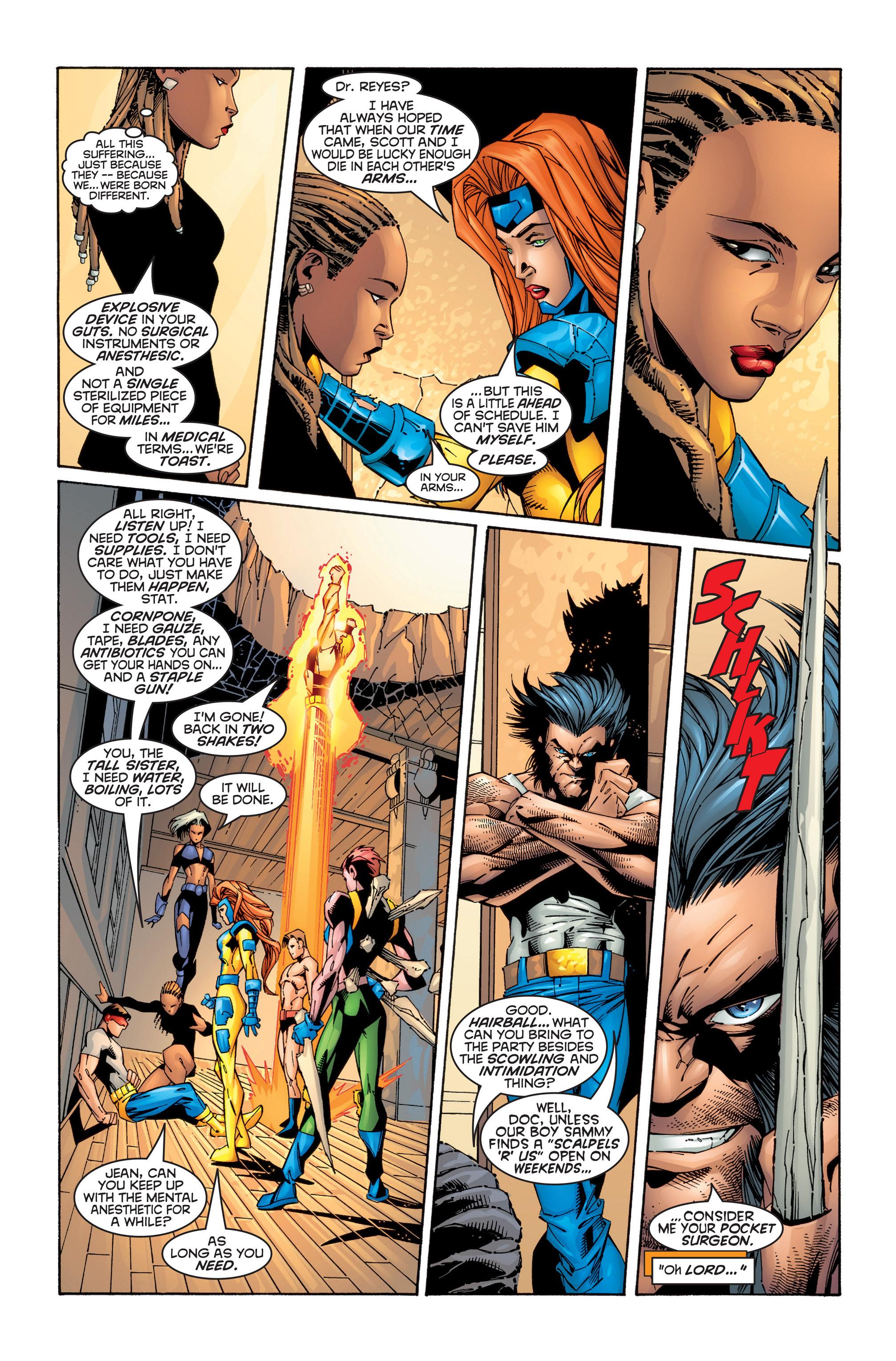 X-Men (1991) 70 Page 12