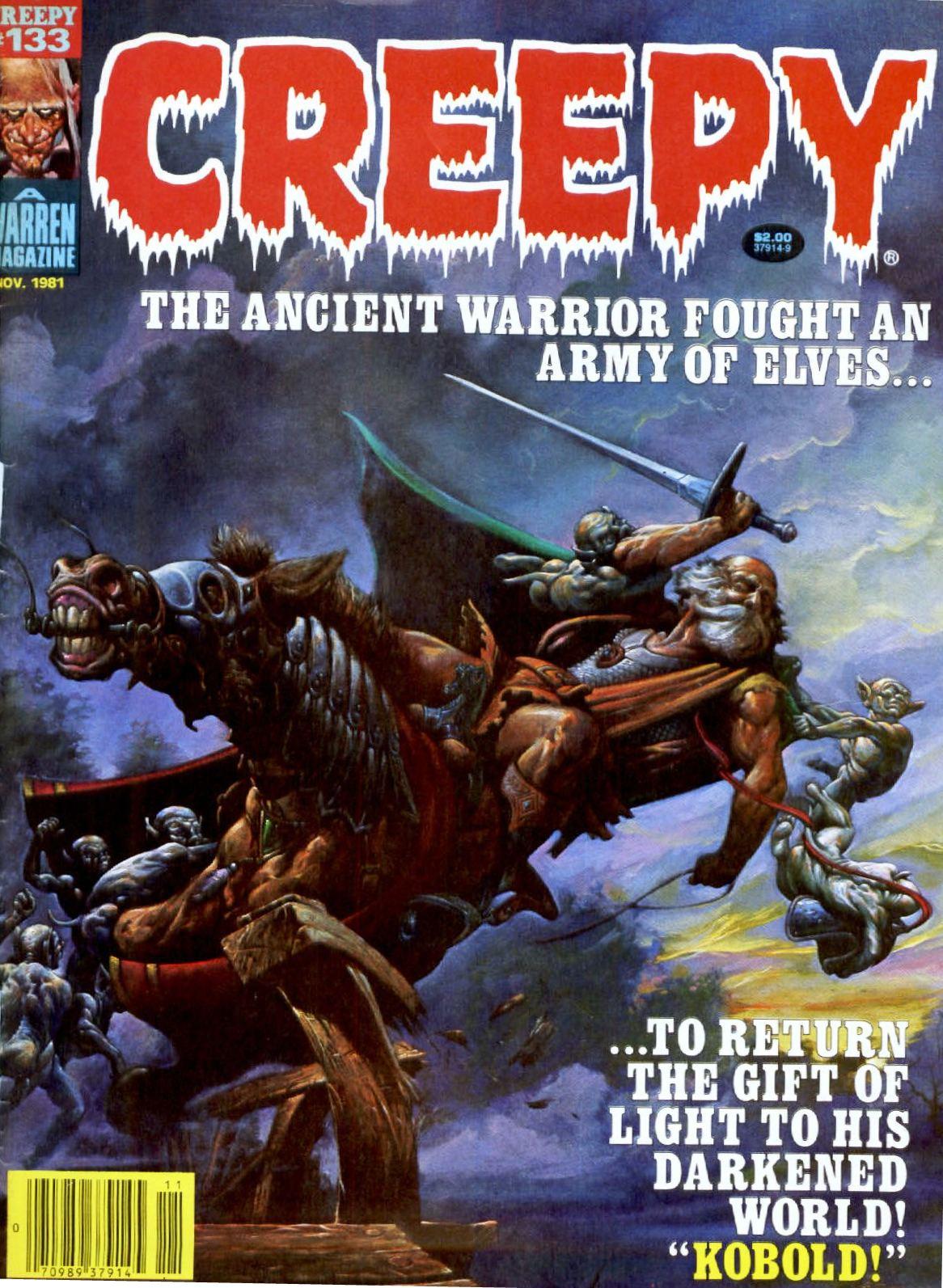 Creepy (1964) 133 Page 1