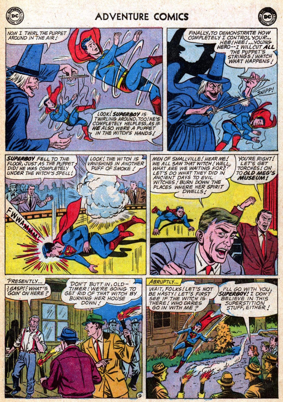 Read online Adventure Comics (1938) comic -  Issue #286 - 13