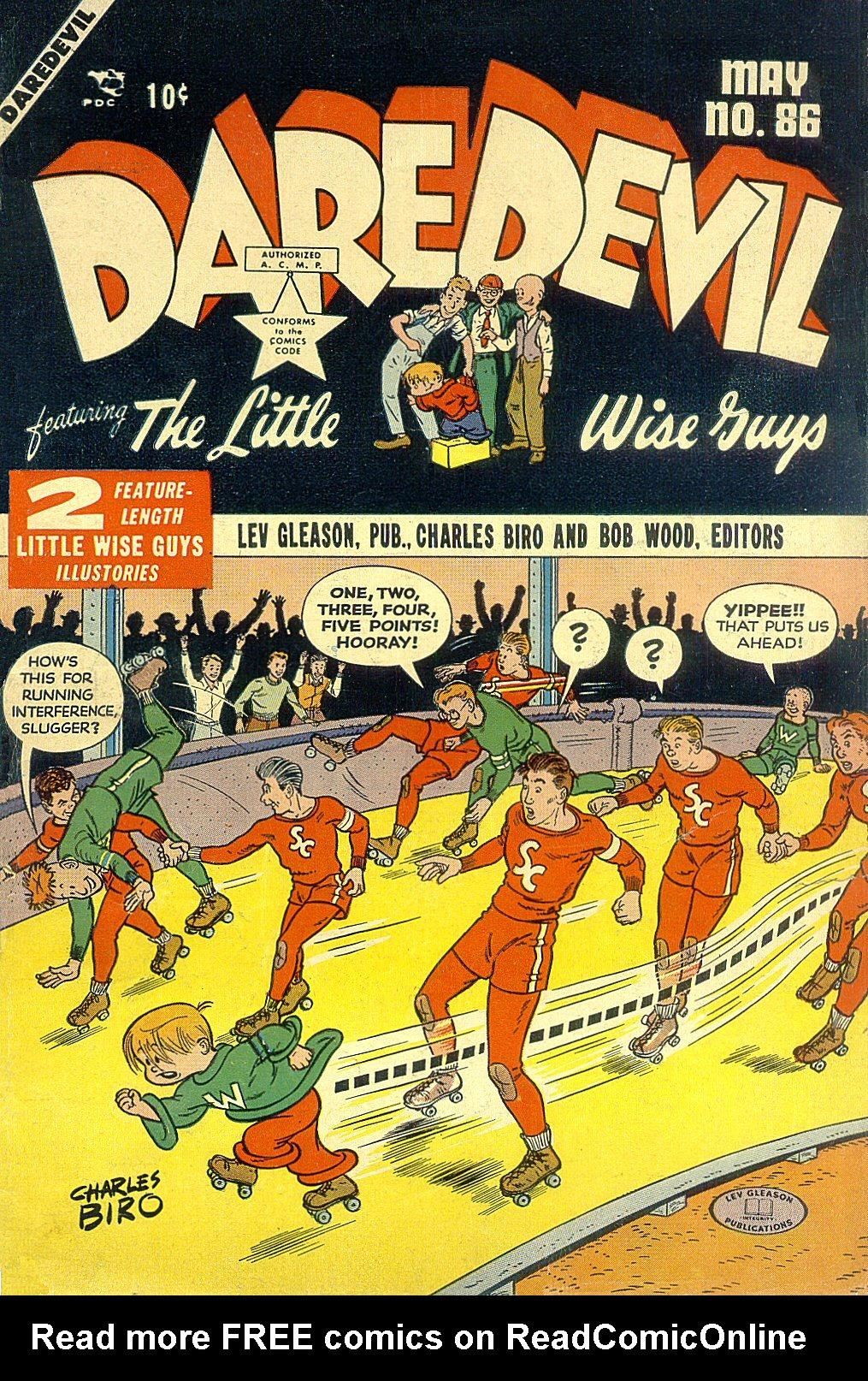 Daredevil (1941) 86 Page 1