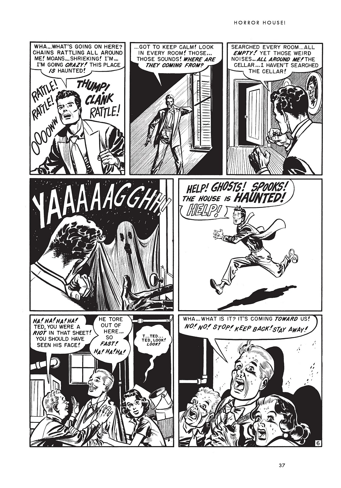 Read online Voodoo Vengeance and Other Stories comic -  Issue # TPB (Part 1) - 54
