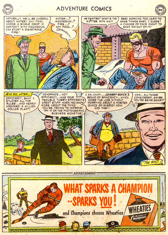 Read online Adventure Comics (1938) comic -  Issue #174 - 30