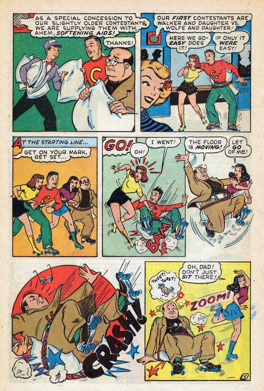 Read online Nellie The Nurse (1945) comic -  Issue #14 - 24