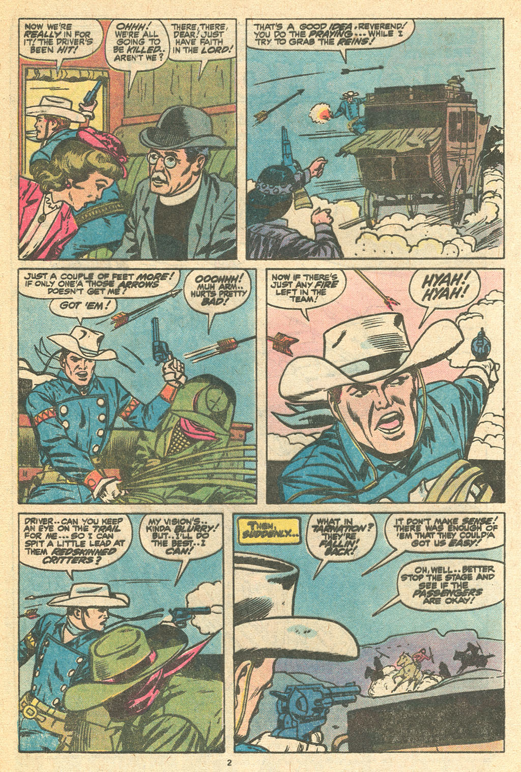 The Rawhide Kid (1955) issue 145 - Page 4