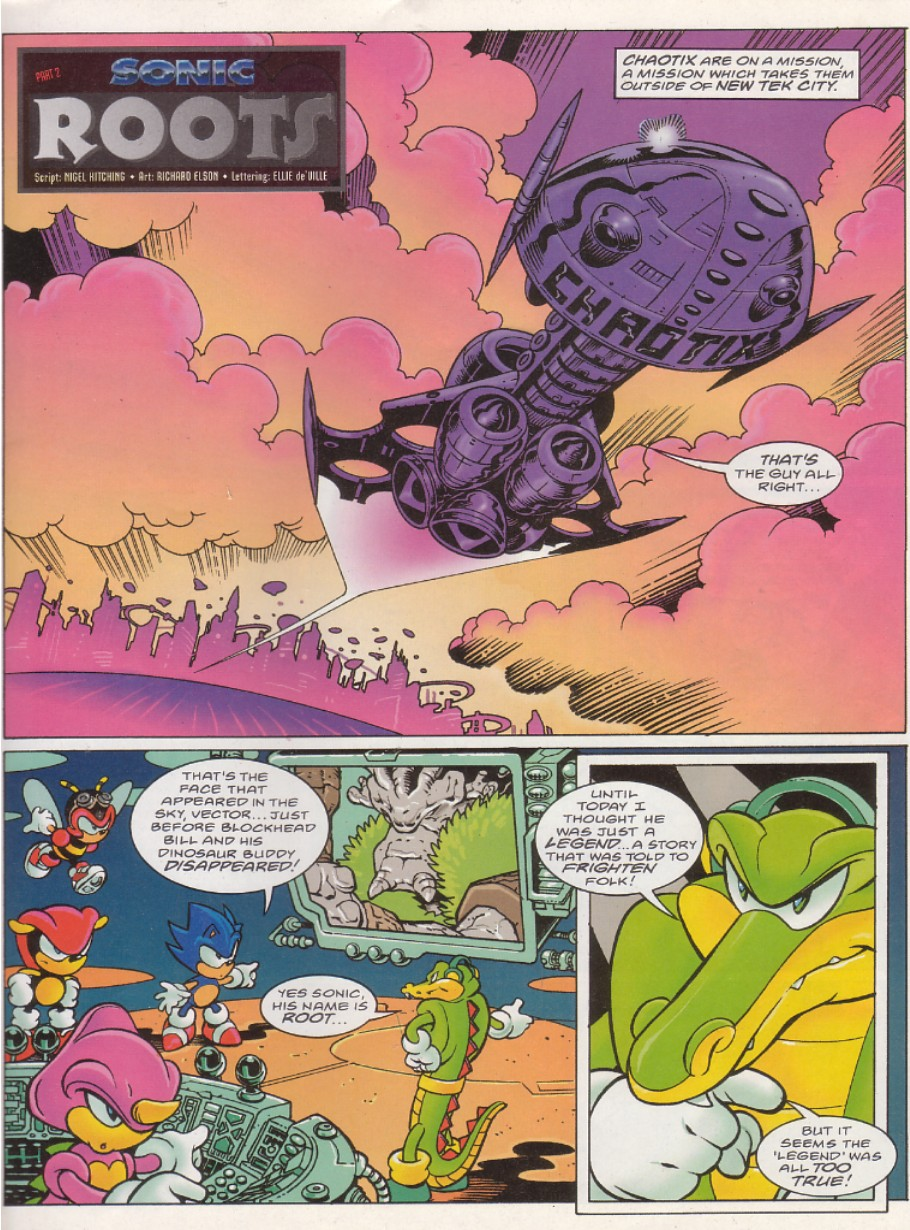 Read online Sonic the Comic comic -  Issue #136 - 3